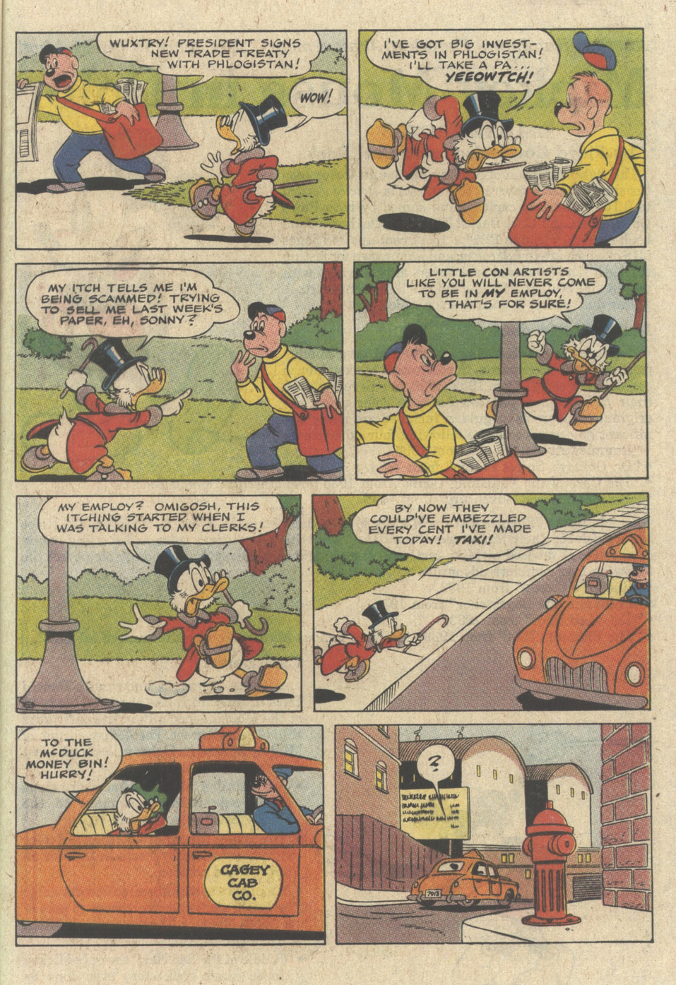 Uncle Scrooge (1953) Issue #235 #235 - English 25