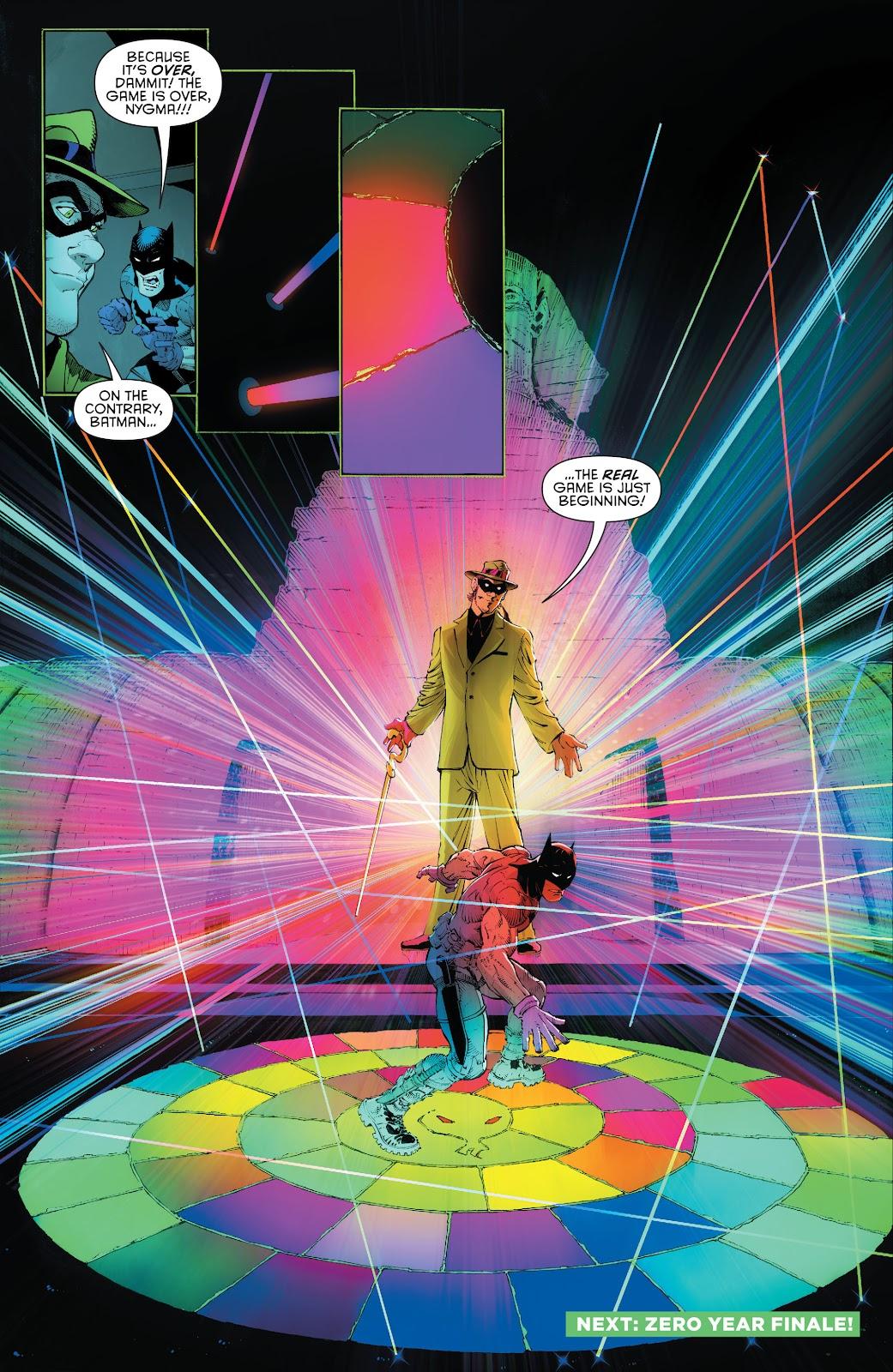 Batman (2011) Issue #32 #51 - English 21