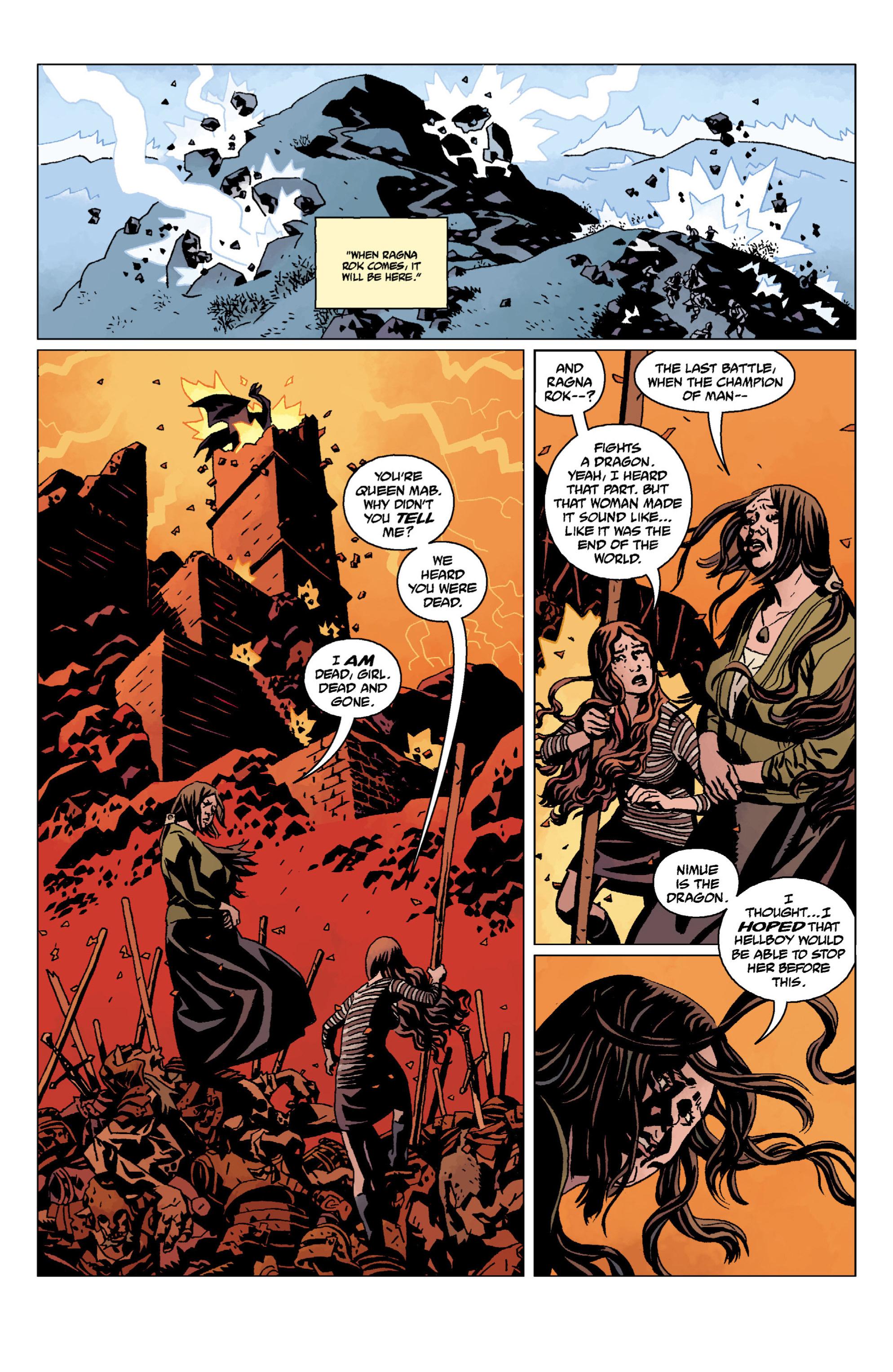 Hellboy chap 12 pic 146