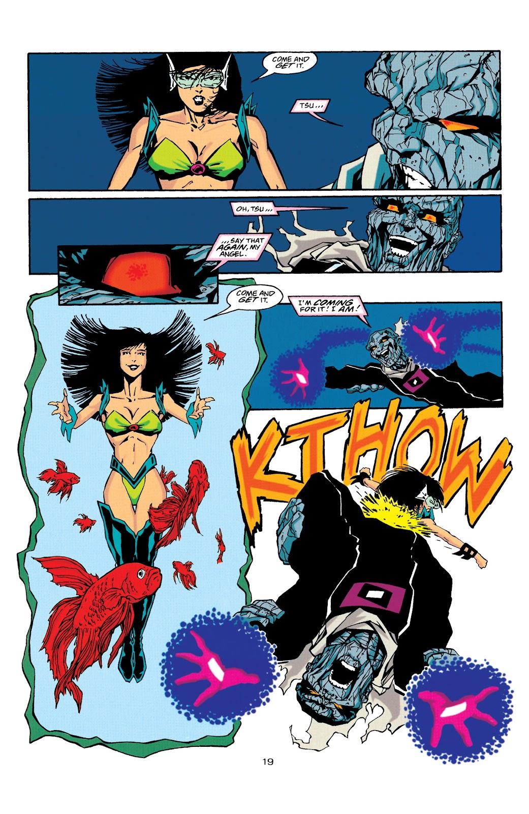 Aquaman (1994) Issue #39 #45 - English 19