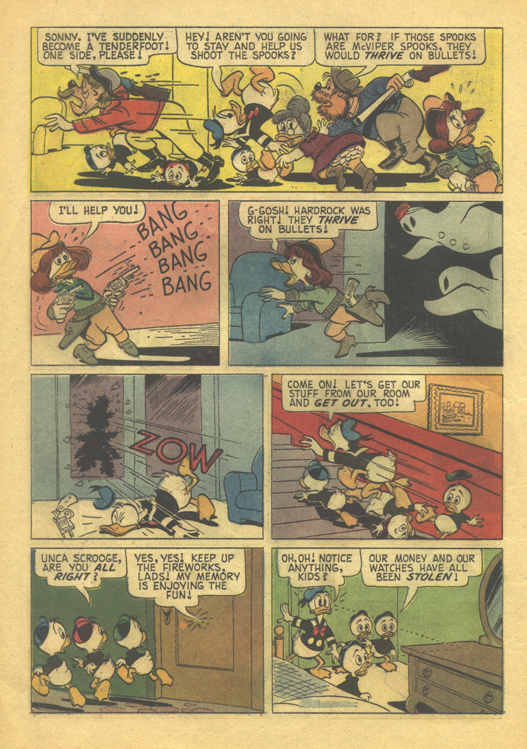 Uncle Scrooge (1953) Issue #56 #56 - English 14