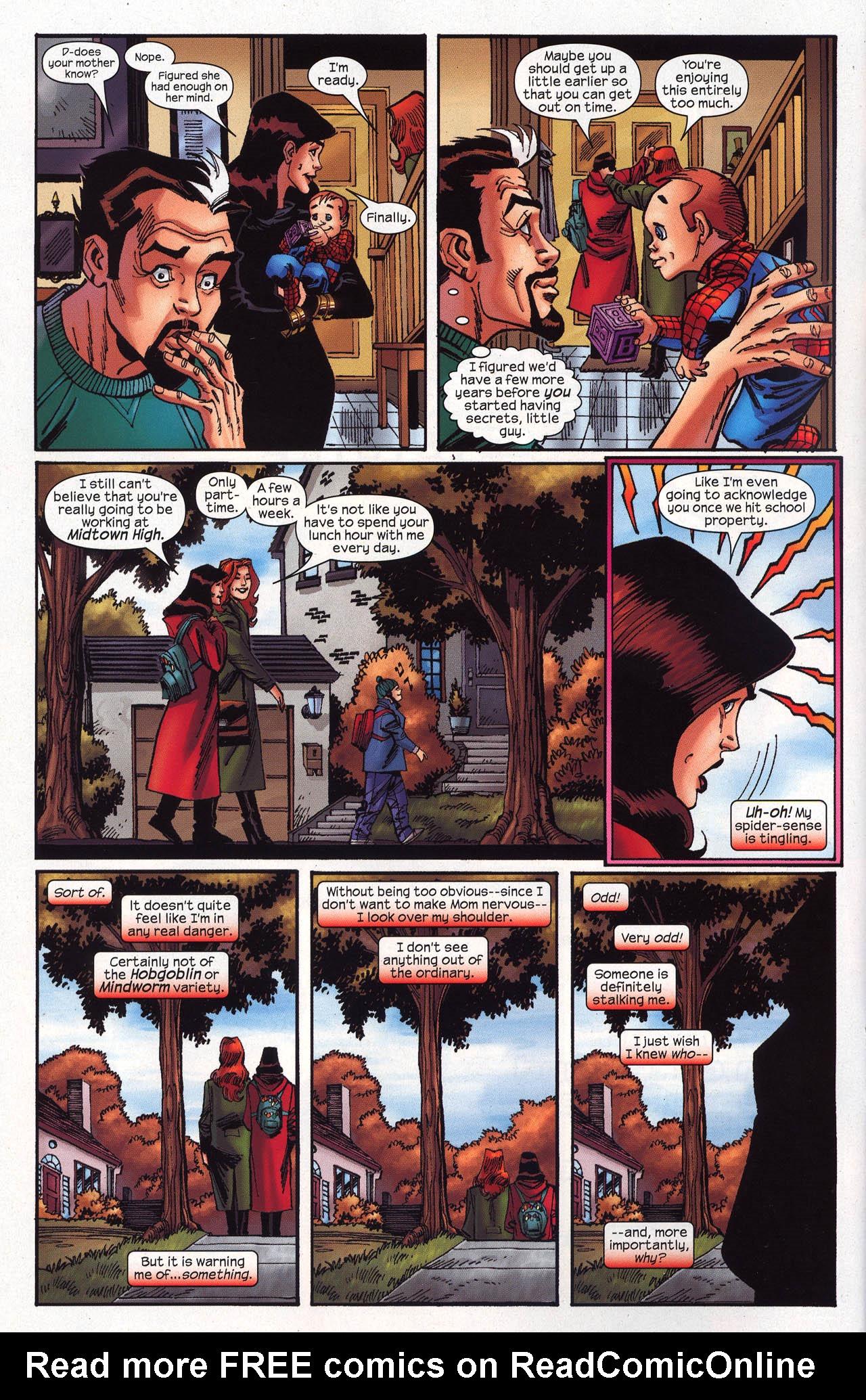 Amazing Spider-Girl #16 #15 - English 12