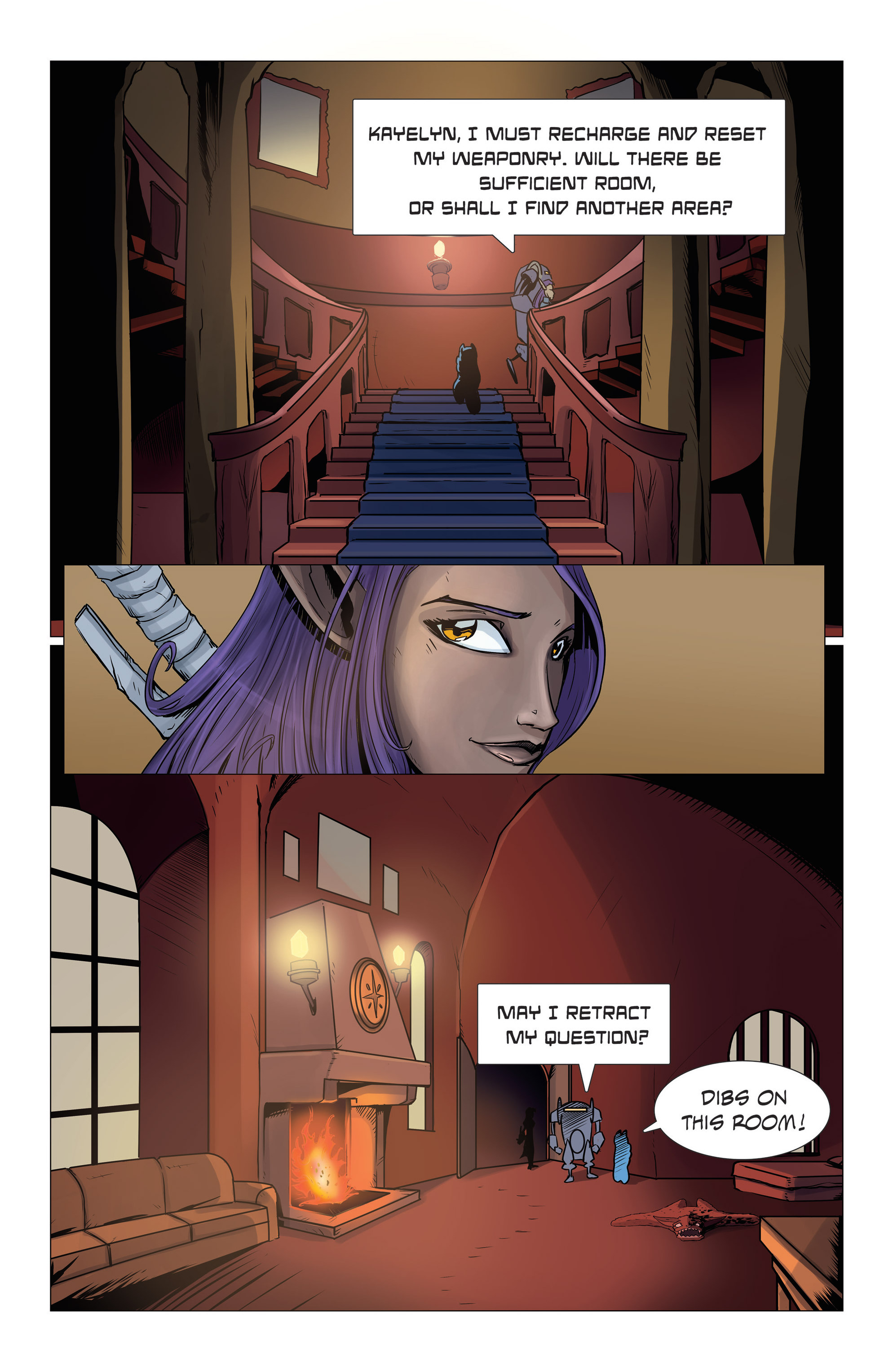The Adventures of Miru chap 3 pic 21