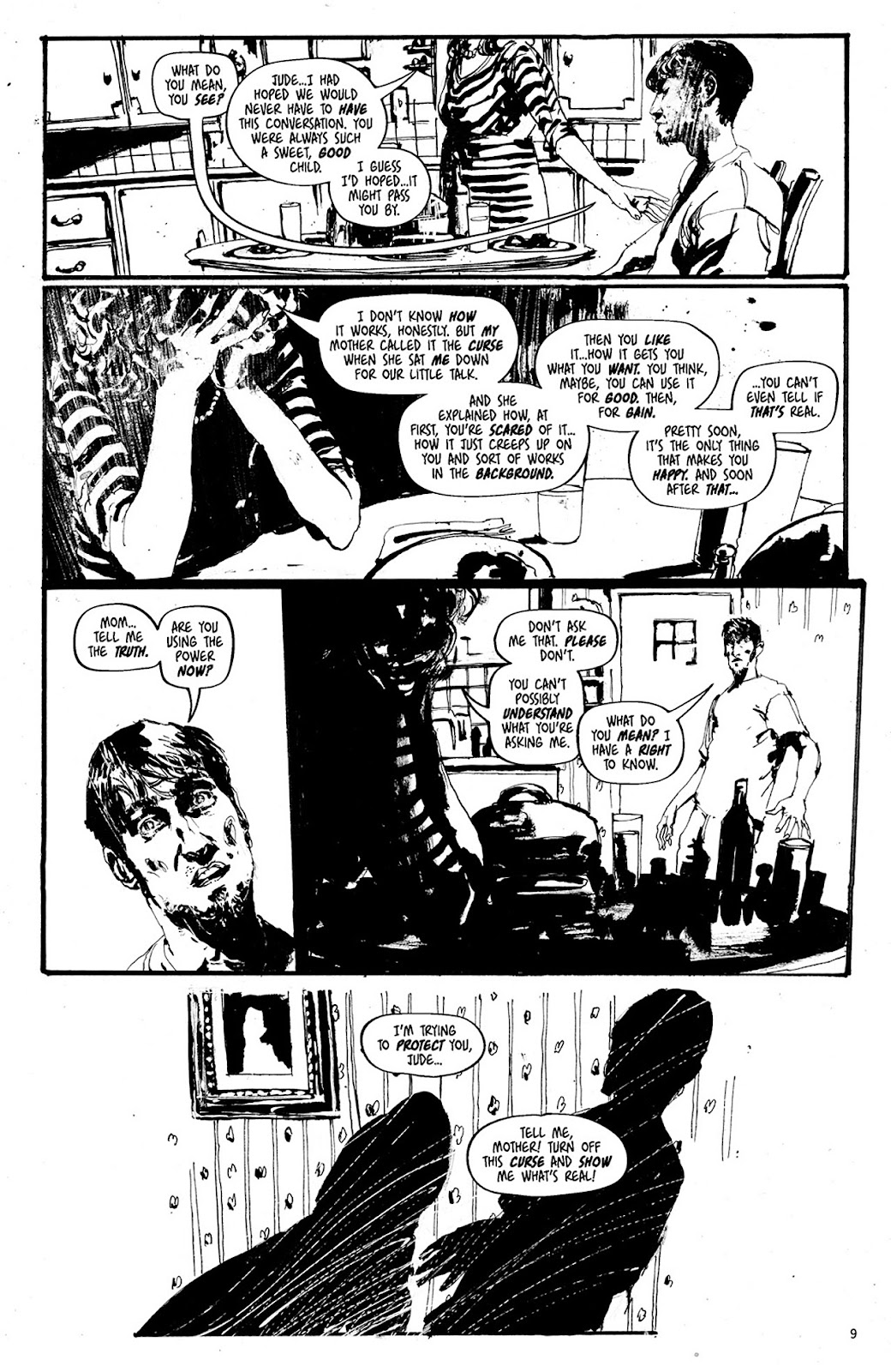 Creepy (2009) Issue #1 #1 - English 11