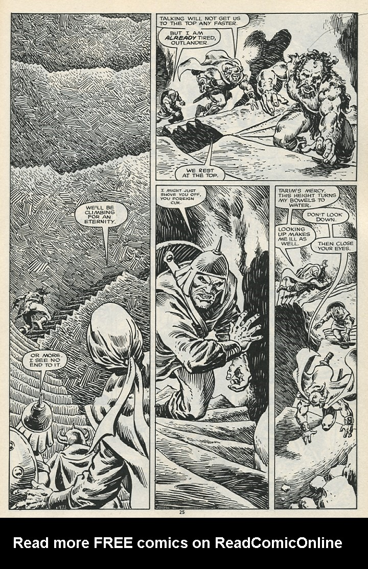 The Savage Sword Of Conan Issue #178 #179 - English 27