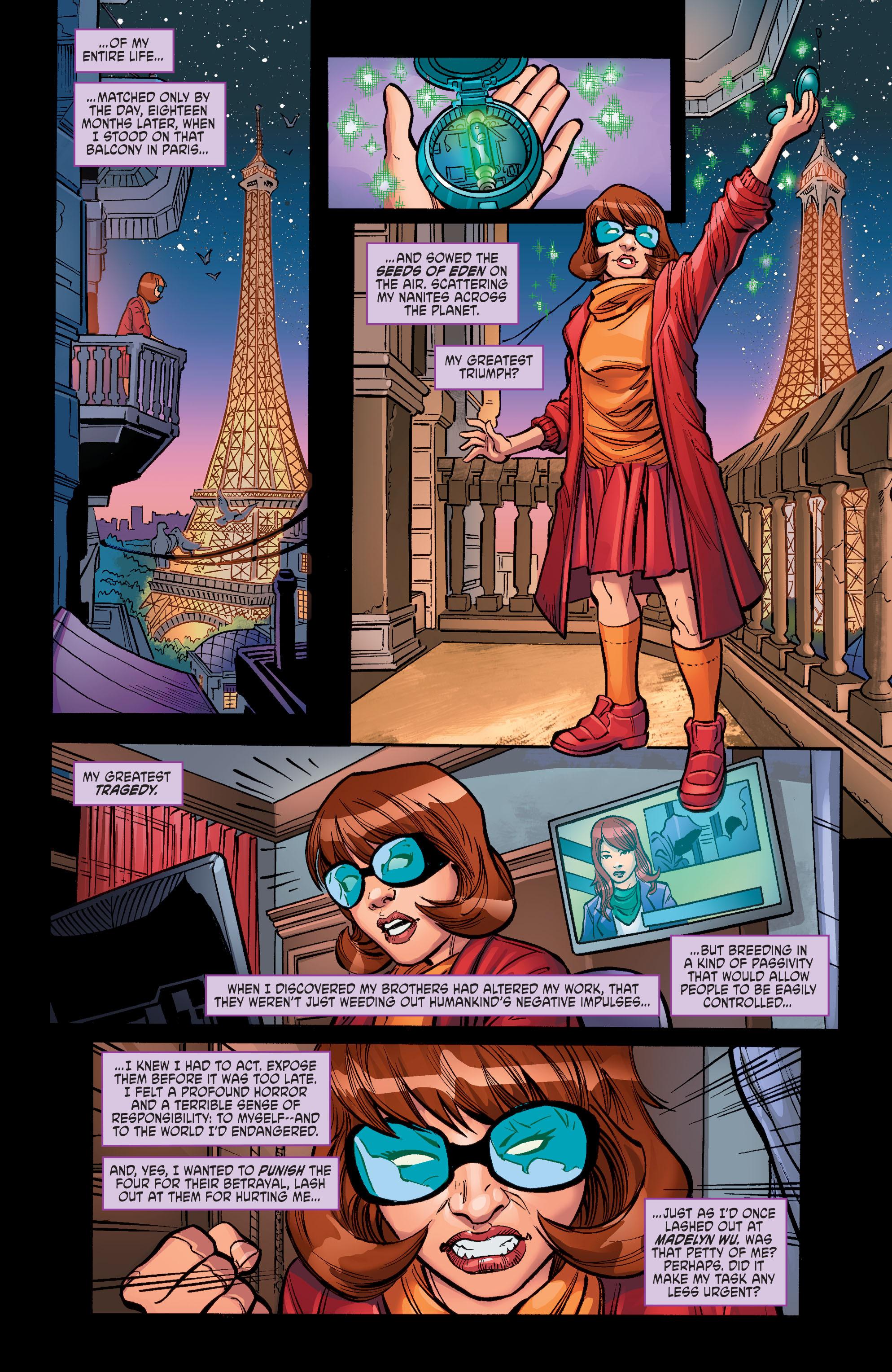 Read online Scooby Apocalypse comic -  Issue #6 - 18