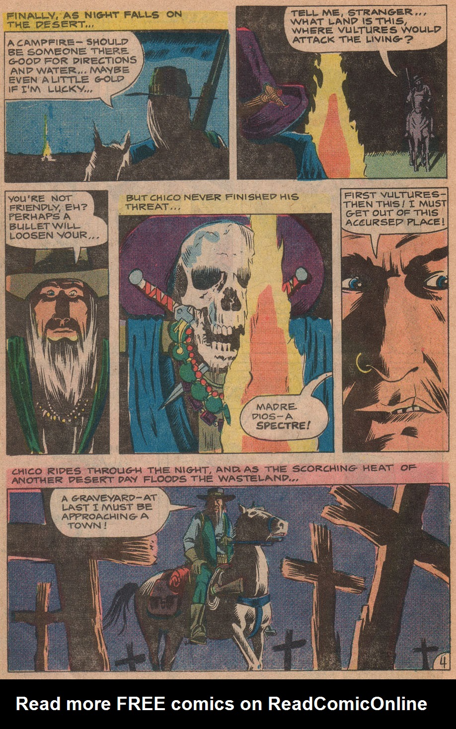 Read online Scary Tales comic -  Issue #17 - 26