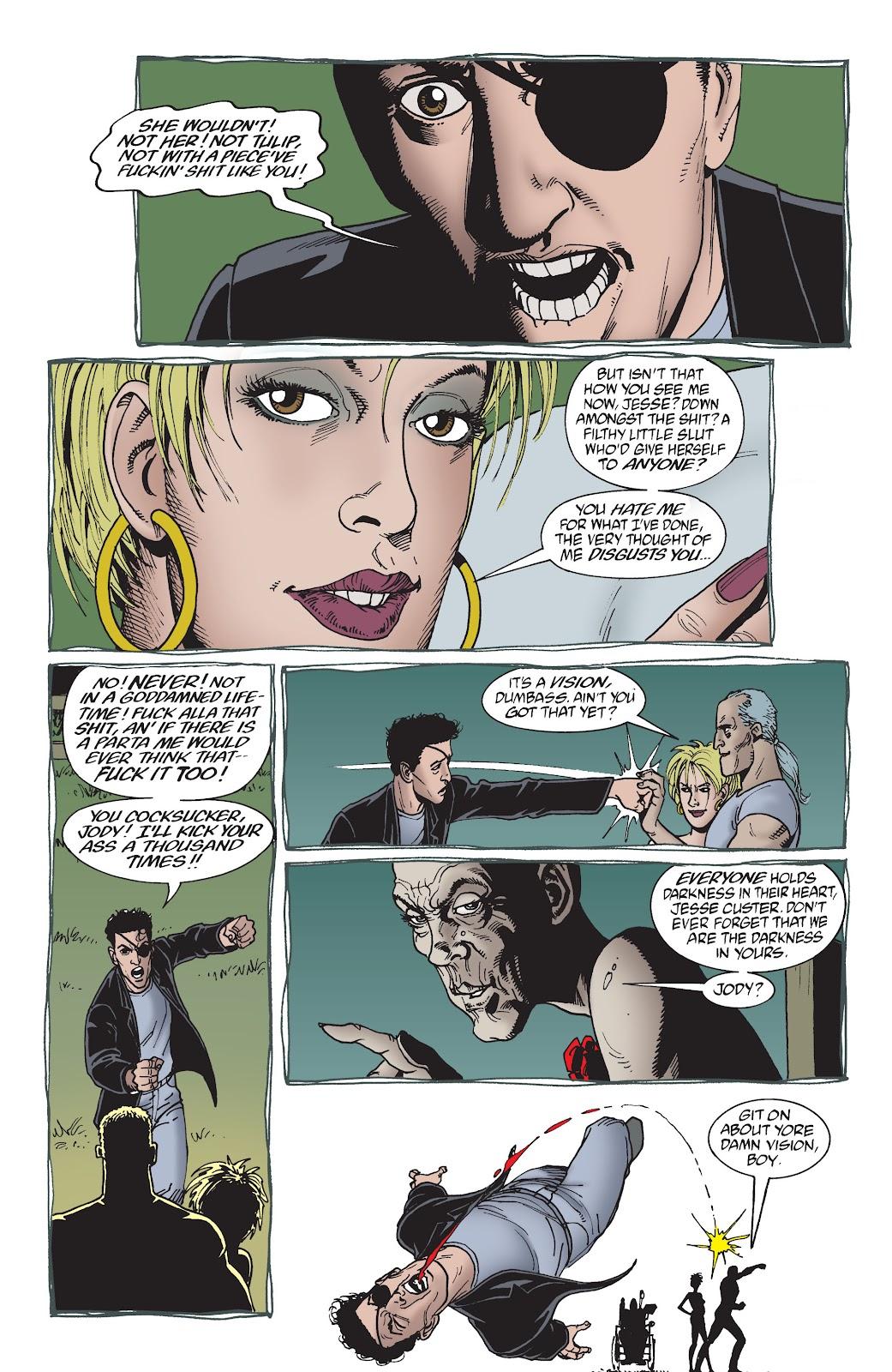Preacher Issue #49 #58 - English 8