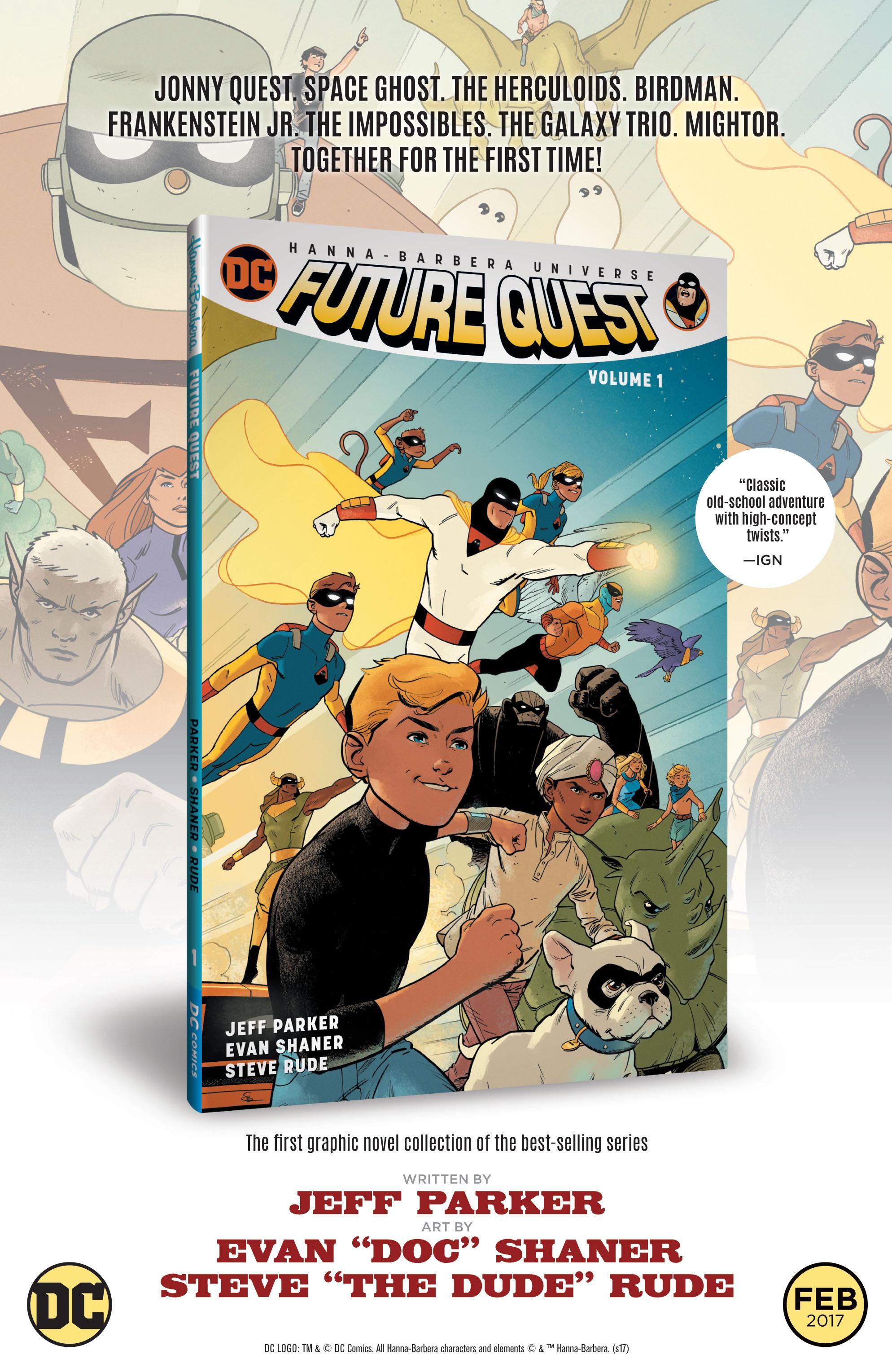 Read online Scooby Apocalypse comic -  Issue #10 - 2