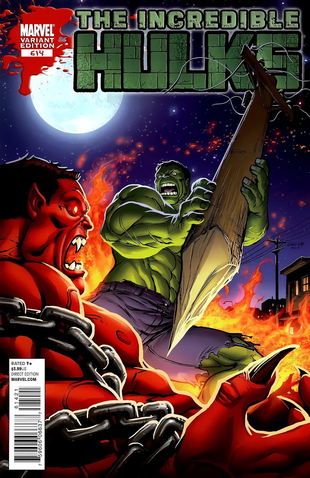 Incredible Hulks (2010) Issue #614 #4 - English 2