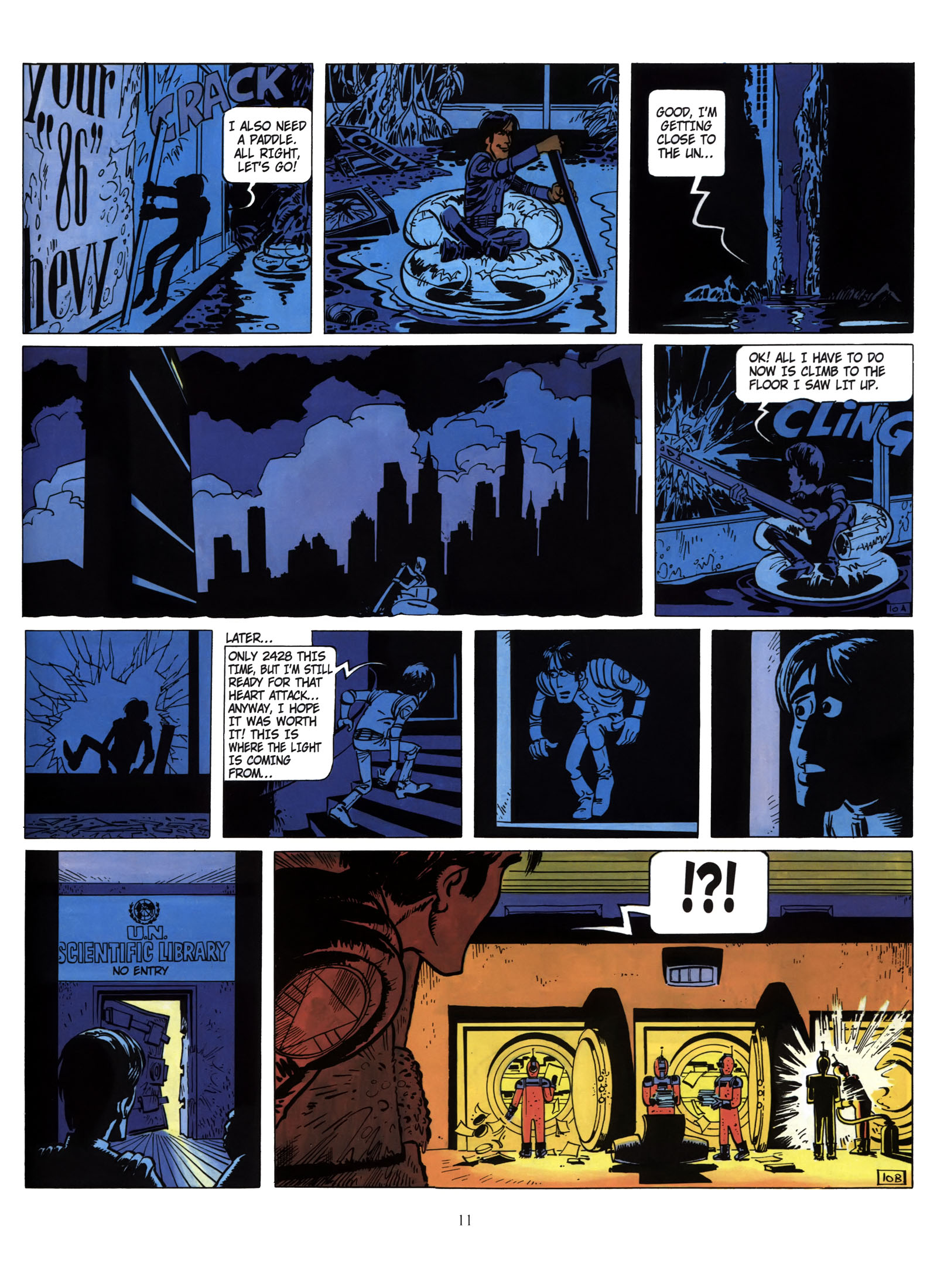 Valerian and Laureline #1 #23 - English 12