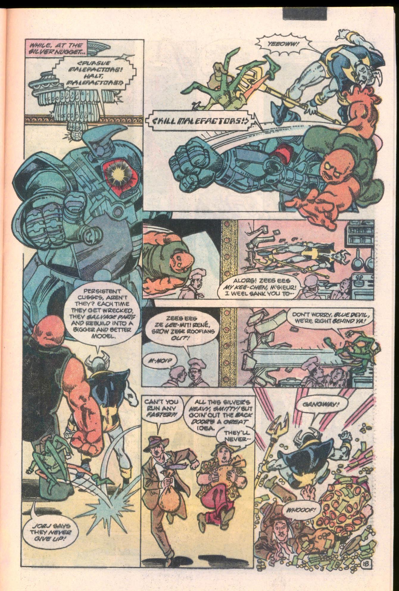 Blue Devil 6 Page 19