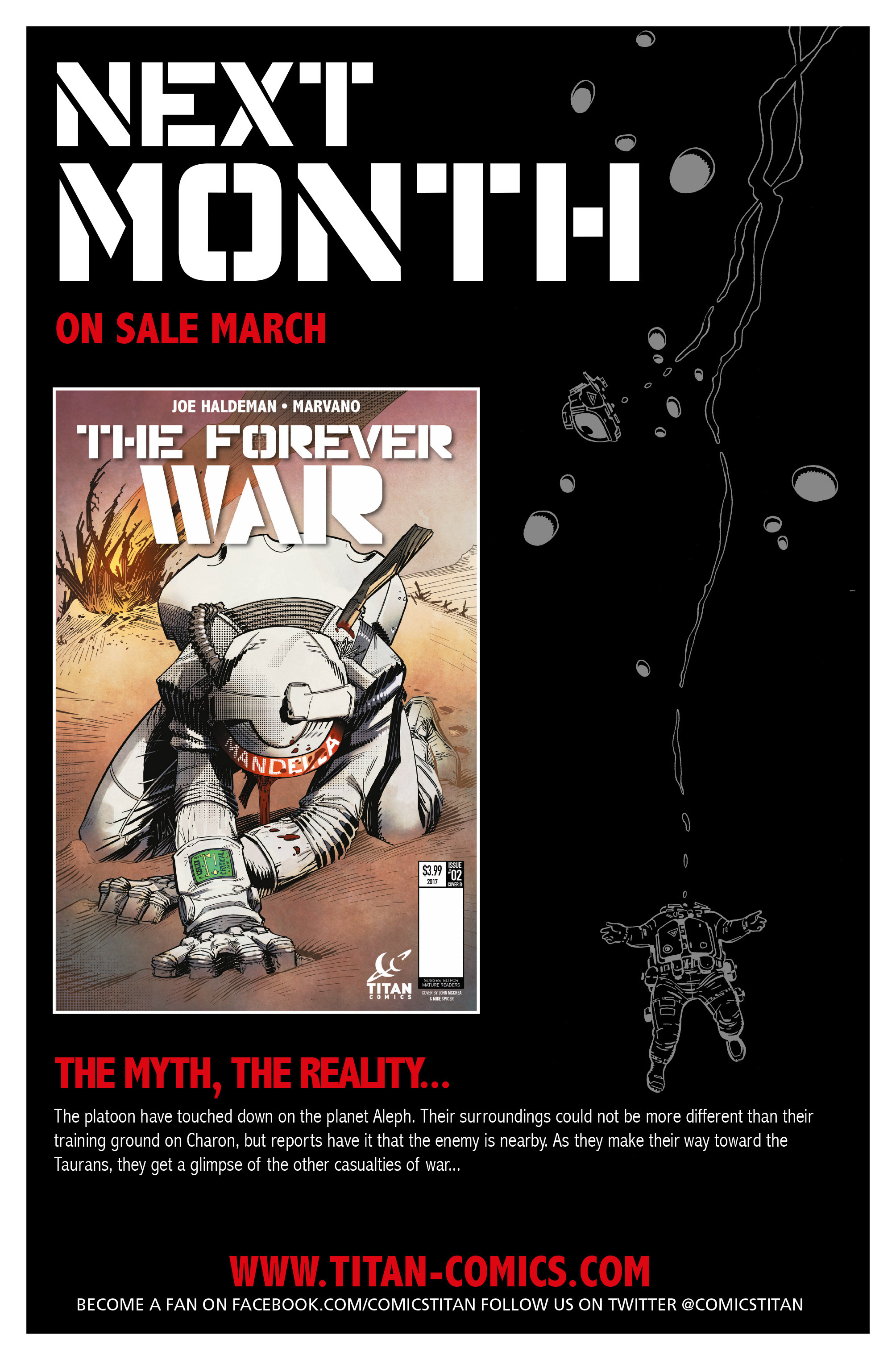 The Forever War (2017) #1 #6 - English 27