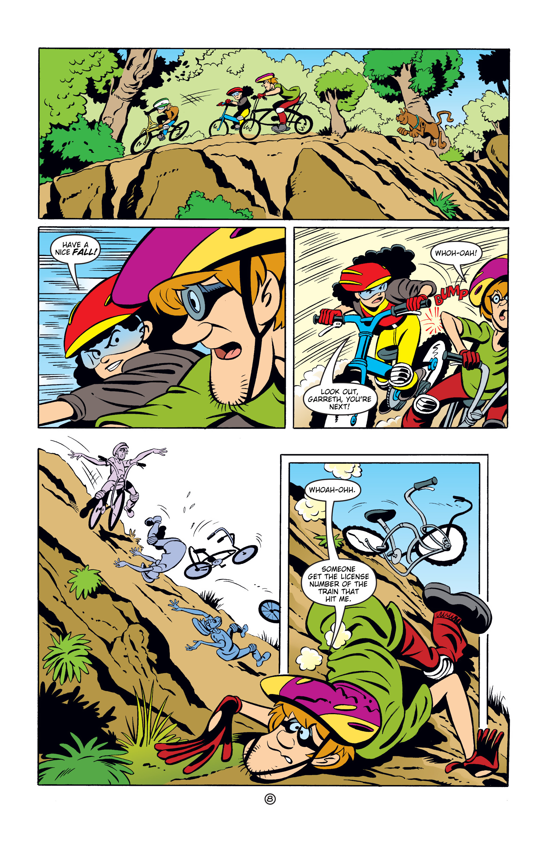 Read online Scooby-Doo (1997) comic -  Issue #39 - 9