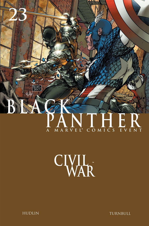 Black Panther (2005) 23 Page 1