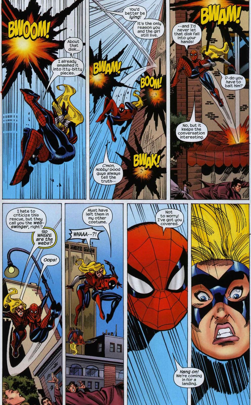 Amazing Spider-Girl Issue #6 #7 - English 17