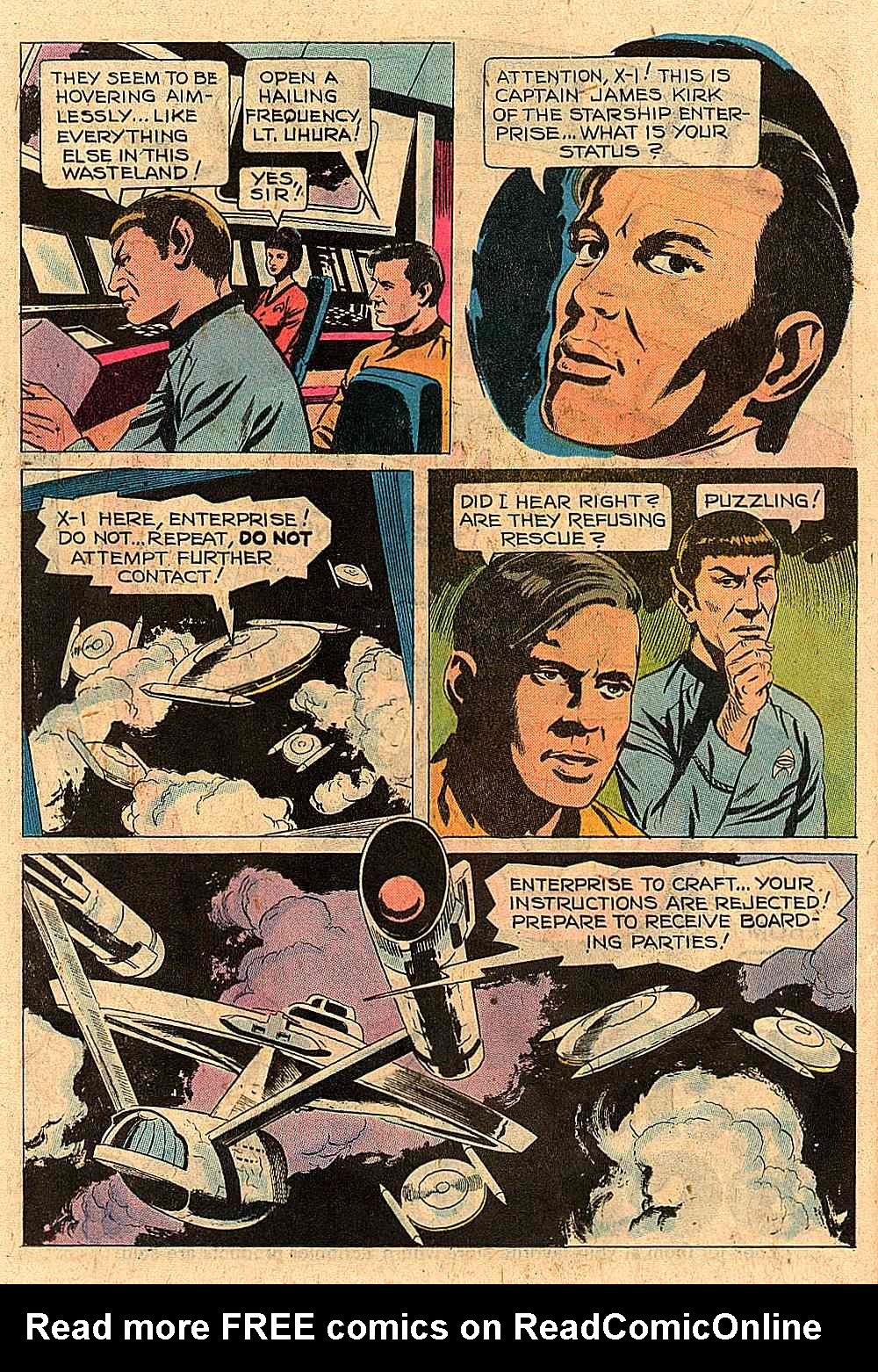 Star Trek (1967) #49 #49 - English 15
