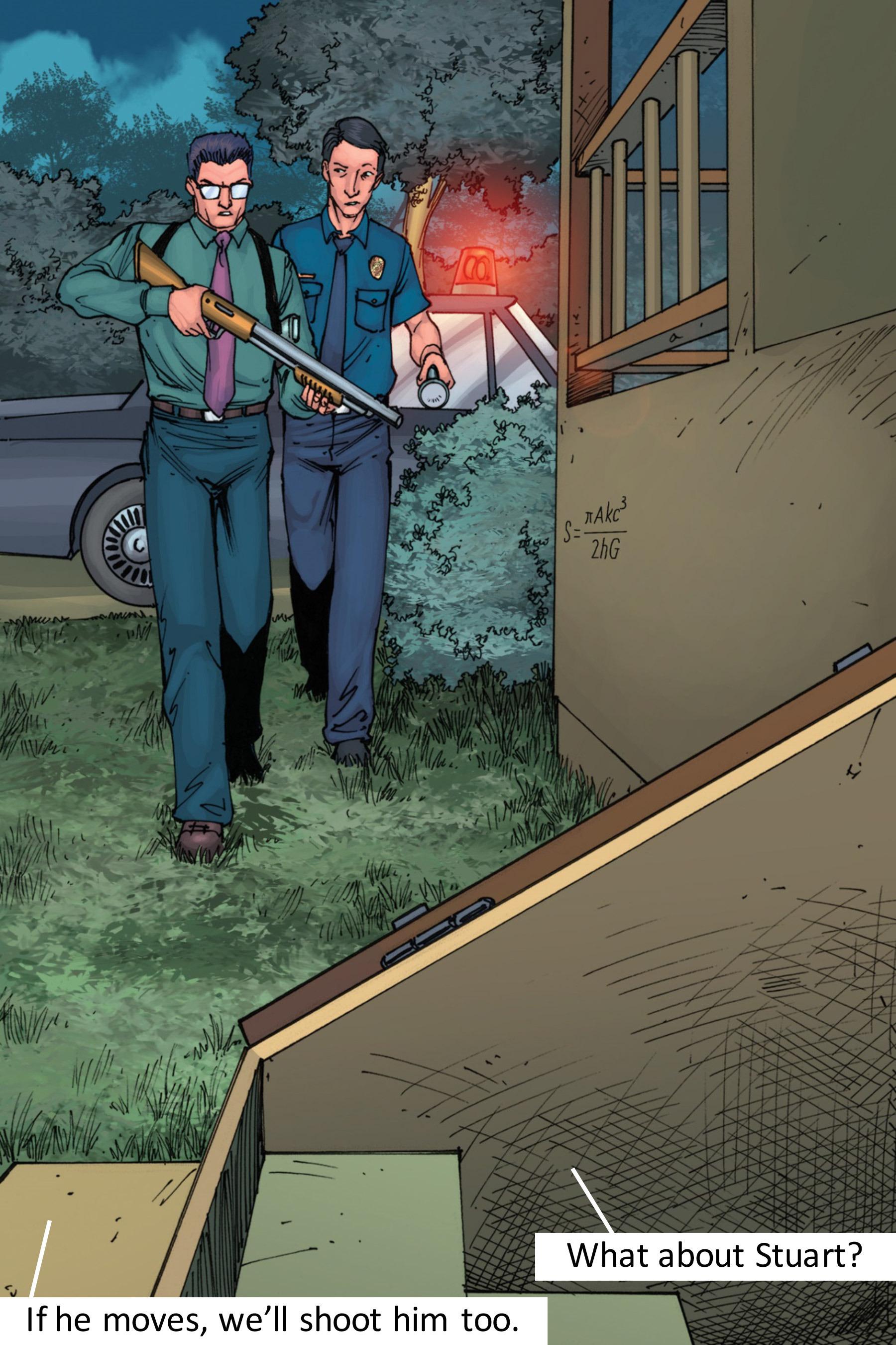 Read online Z-Men comic -  Issue #3 - 73