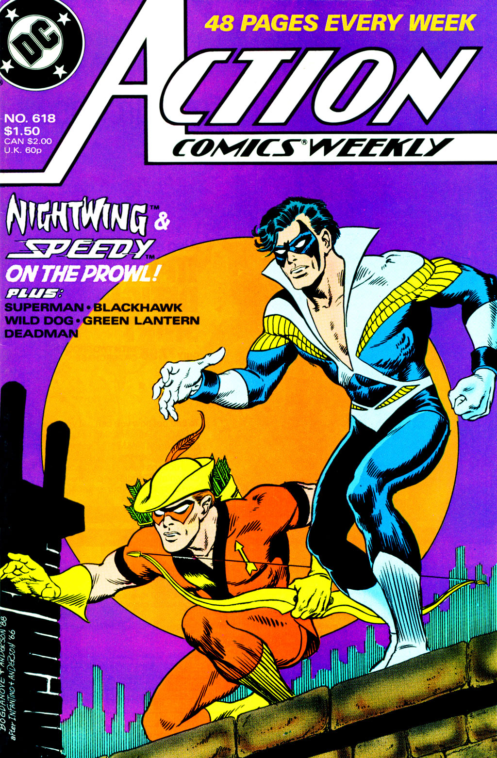 Action Comics (1938) 618 Page 1