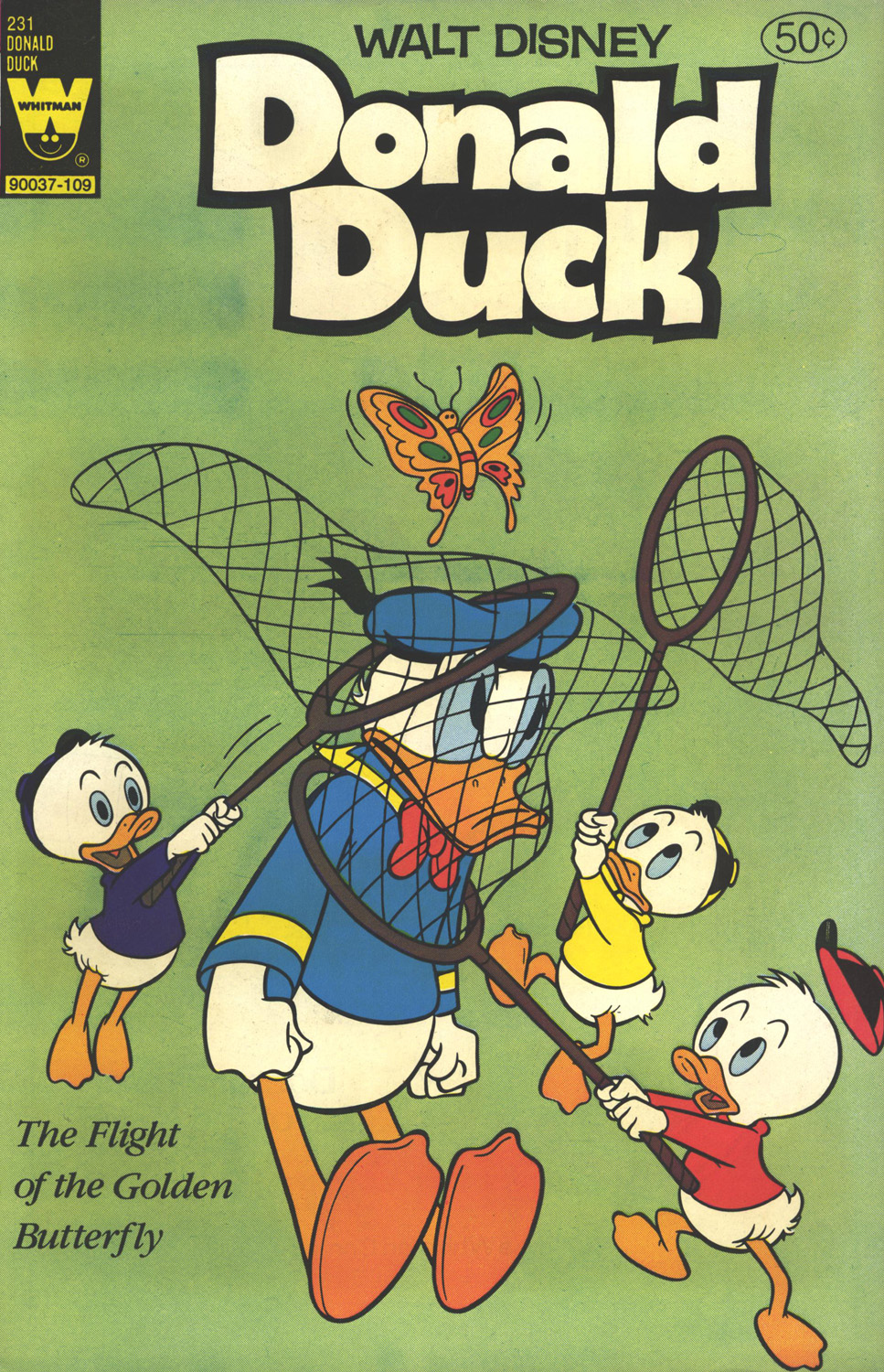 Donald Duck (1980) 231 Page 1