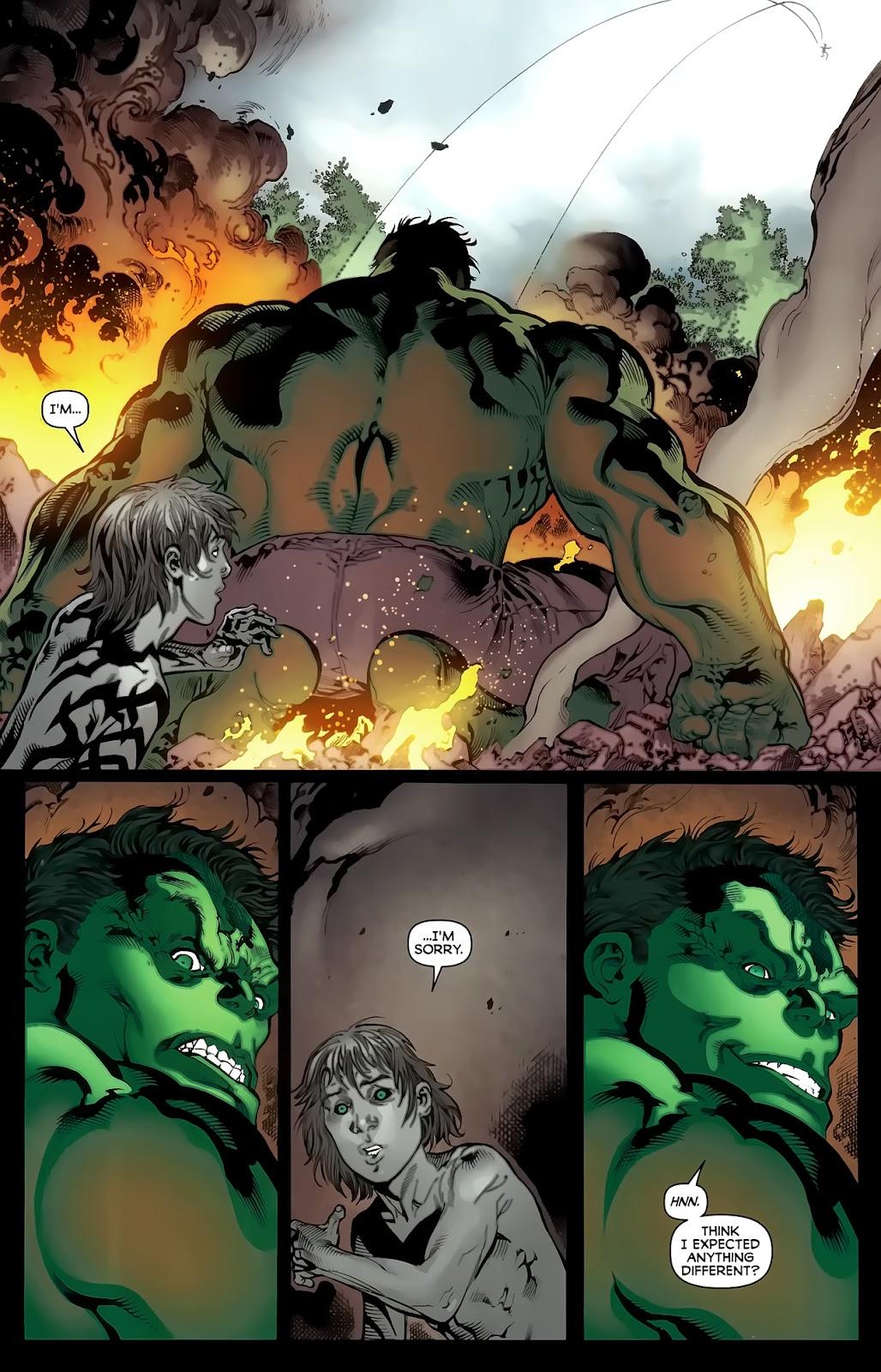 Incredible Hulks (2010) Issue #612 #2 - English 17