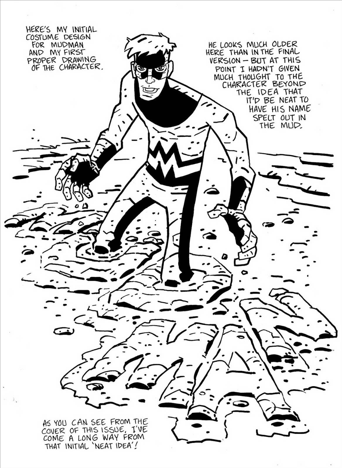 Mudman Issue #1 #1 - English 31