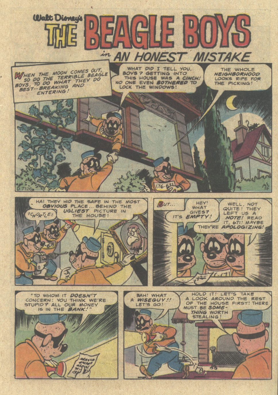 Uncle Scrooge (1953) Issue #220 #220 - English 17