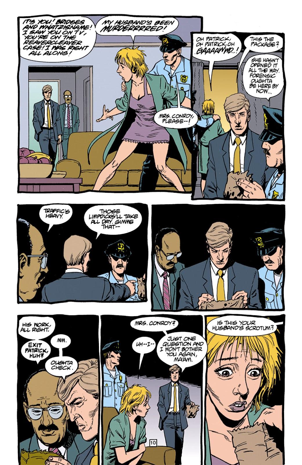 Preacher Issue #6 #15 - English 11