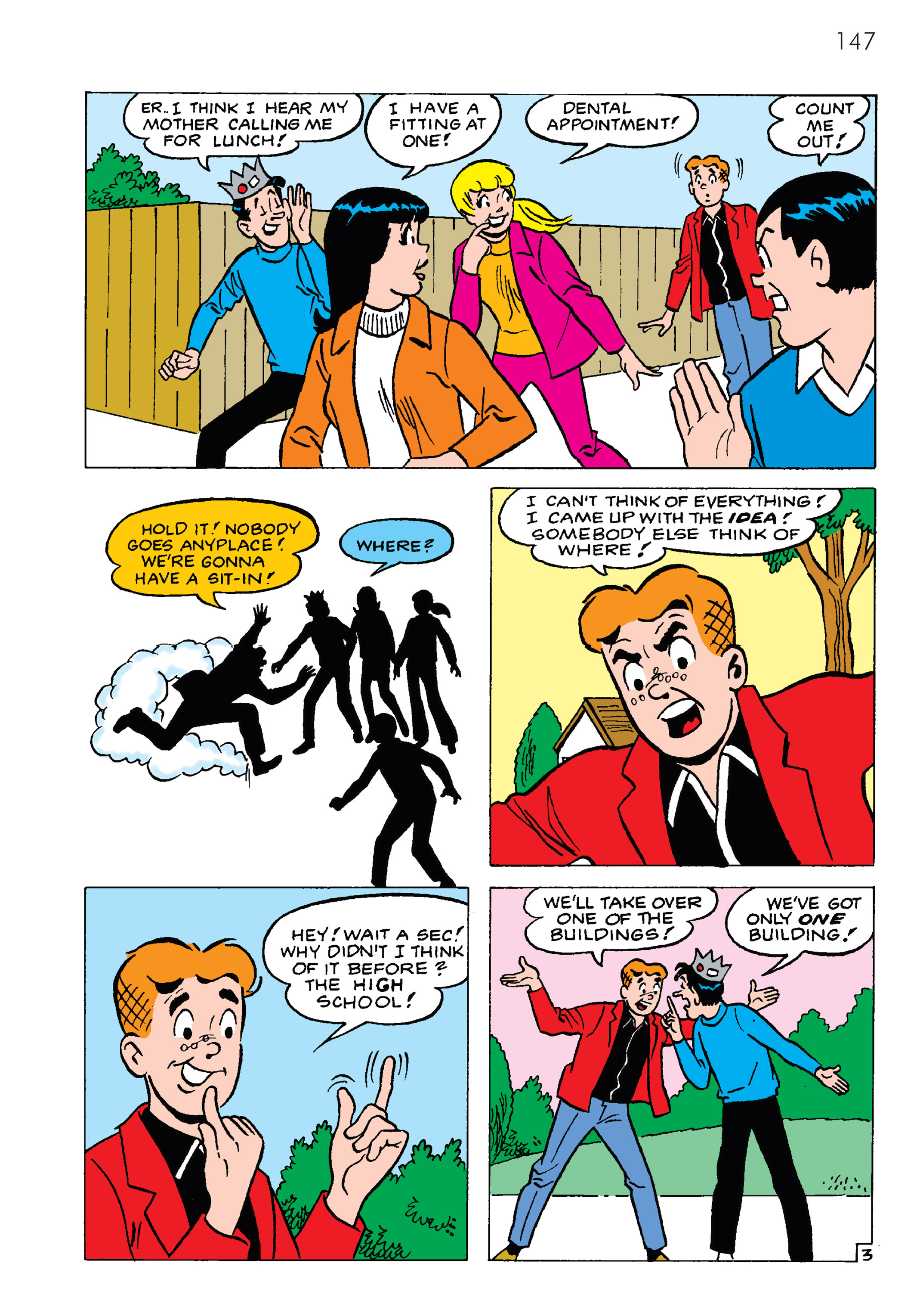 Read online The Best of Archie Comics comic -  Issue # TPB 4 (Part 1) - 148