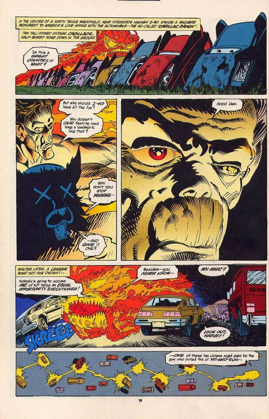 Read online Secret Defenders comic -  Issue #4 - 11