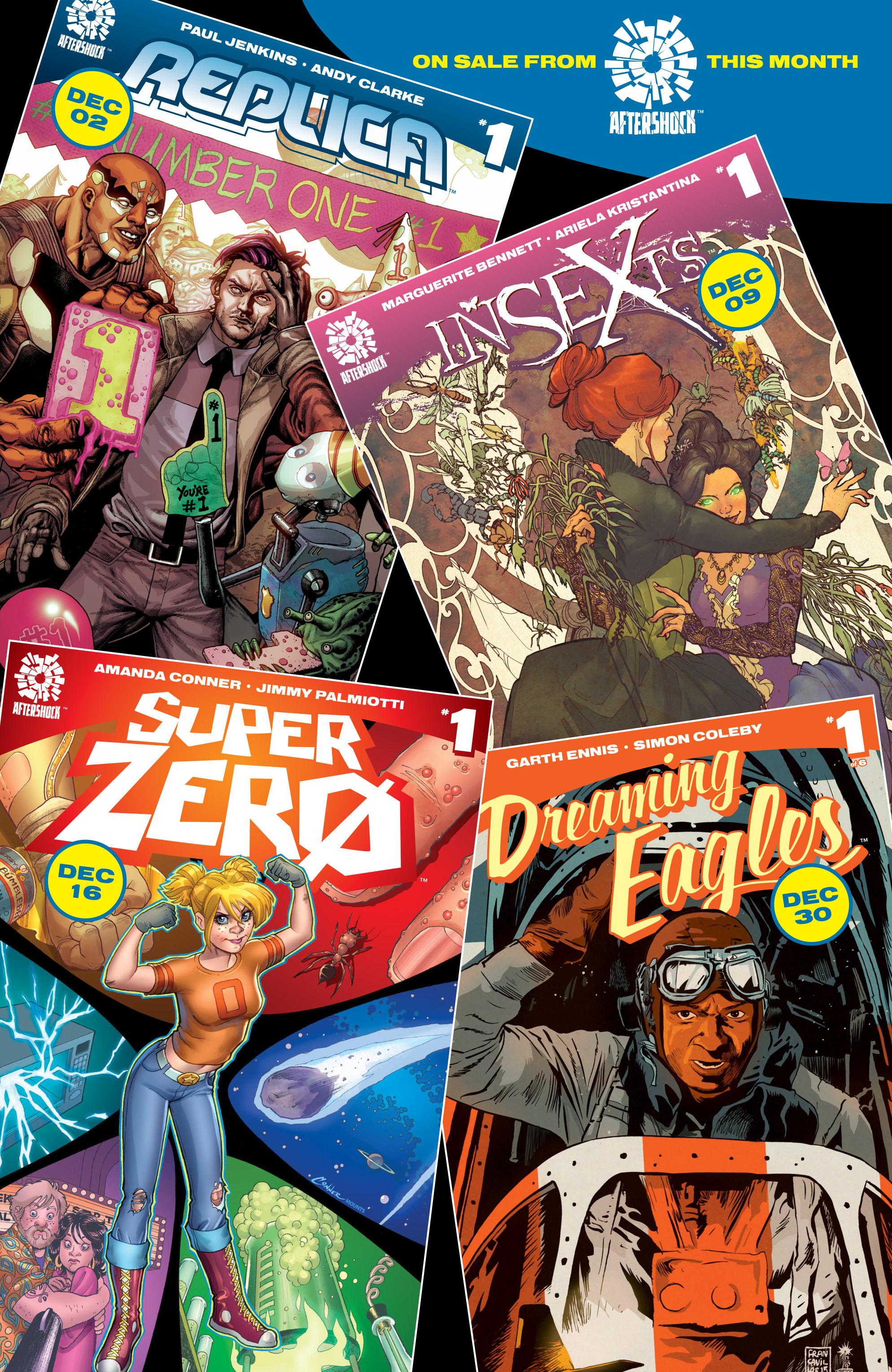 SuperZero #1 #6 - English 33