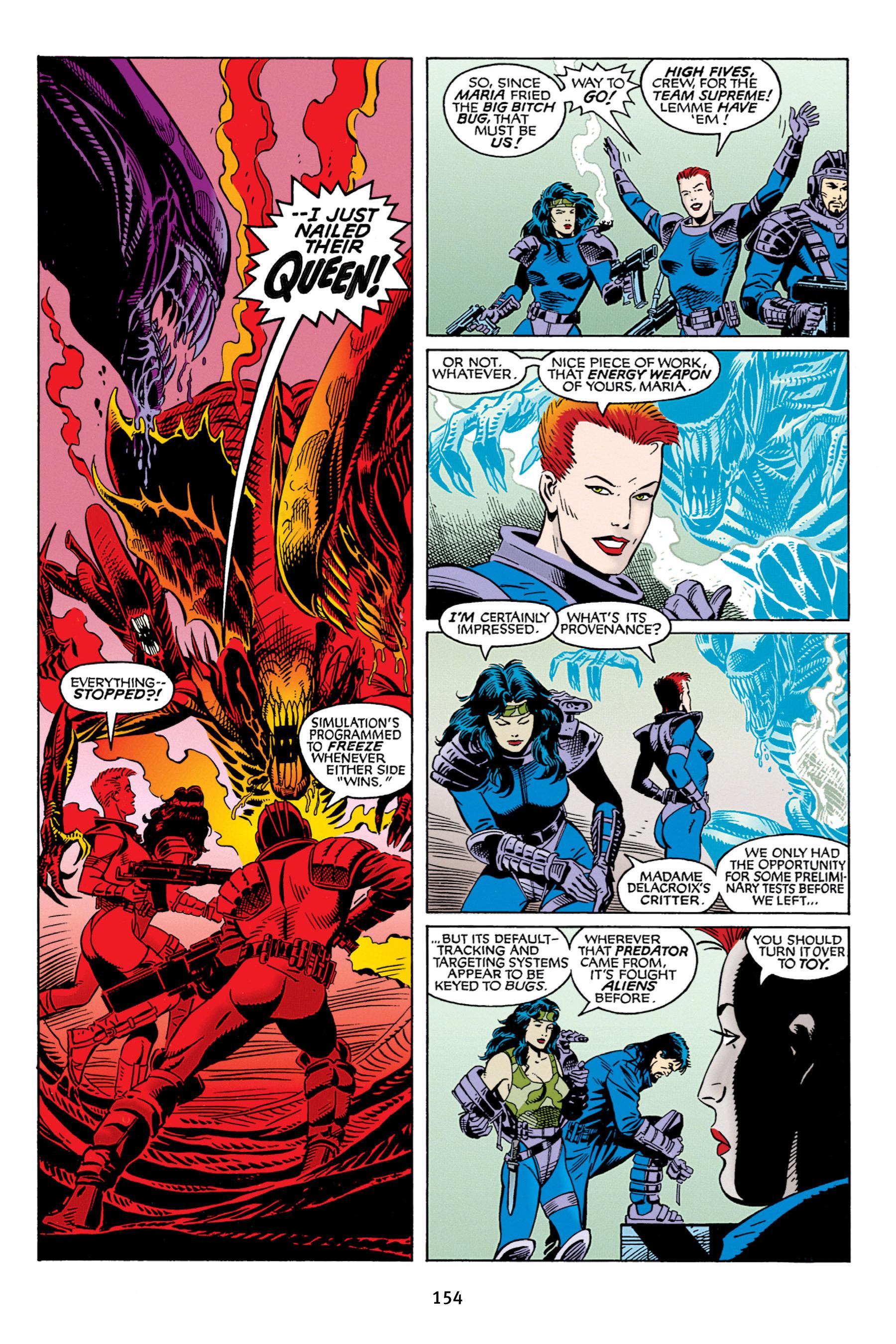 Aliens vs. Predator Omnibus _TPB_2_Part_2 Page 41
