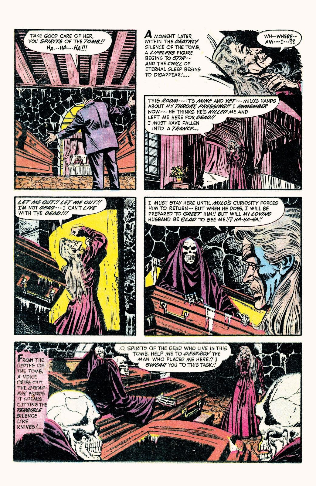 Haunted Horror Issue #22 #22 - English 16