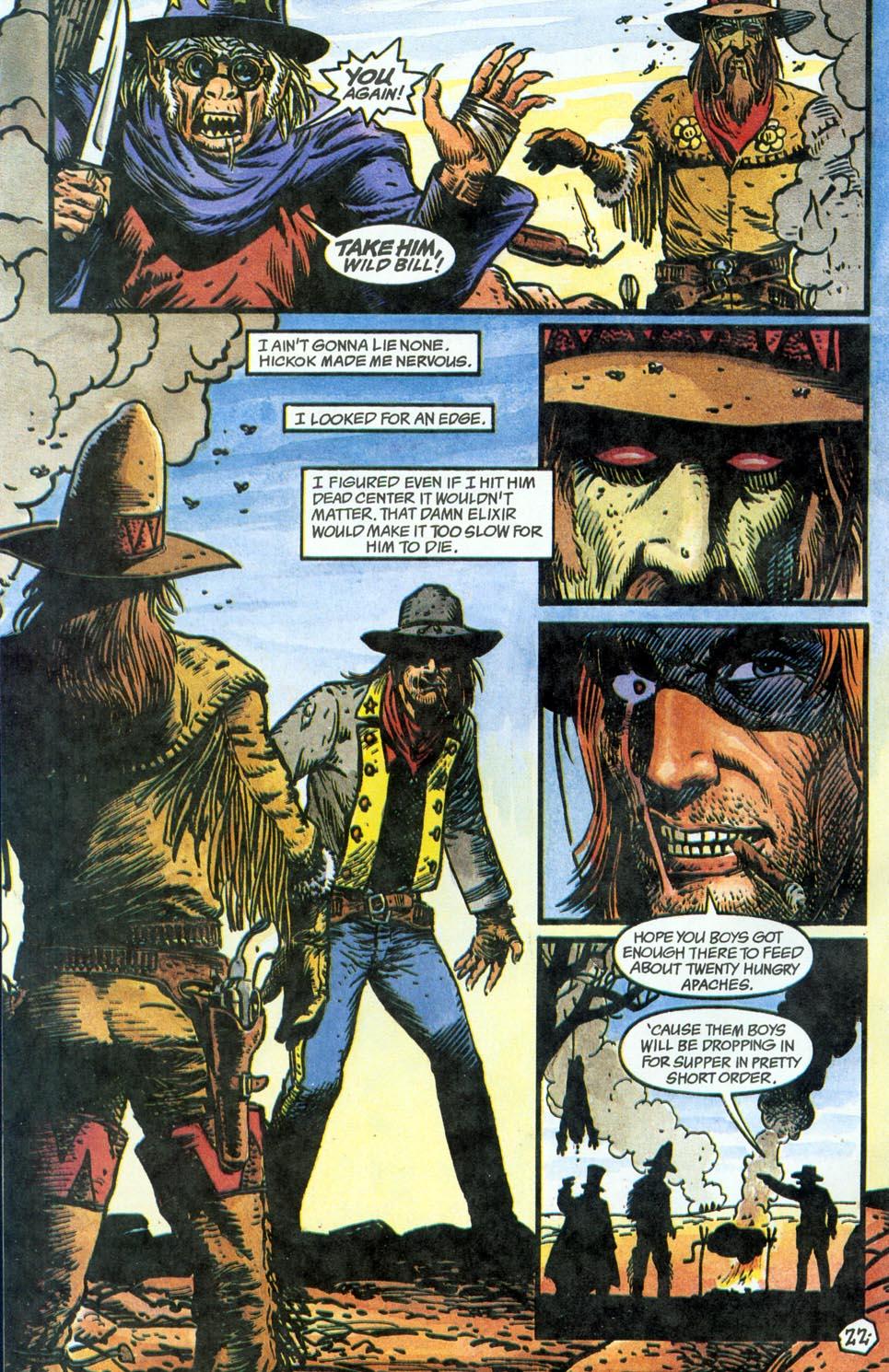 Jonah Hex: Two-Gun Mojo Issue #5 #5 - English 24