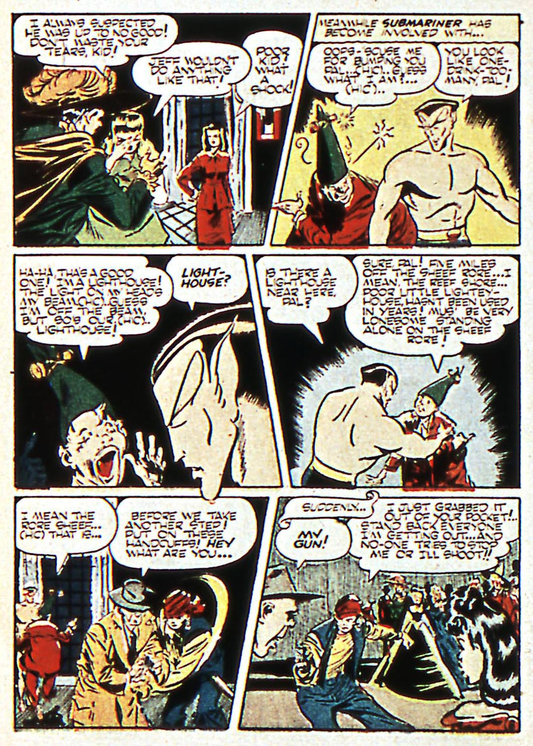 Sub-Mariner Comics Issue #17 #17 - English 22