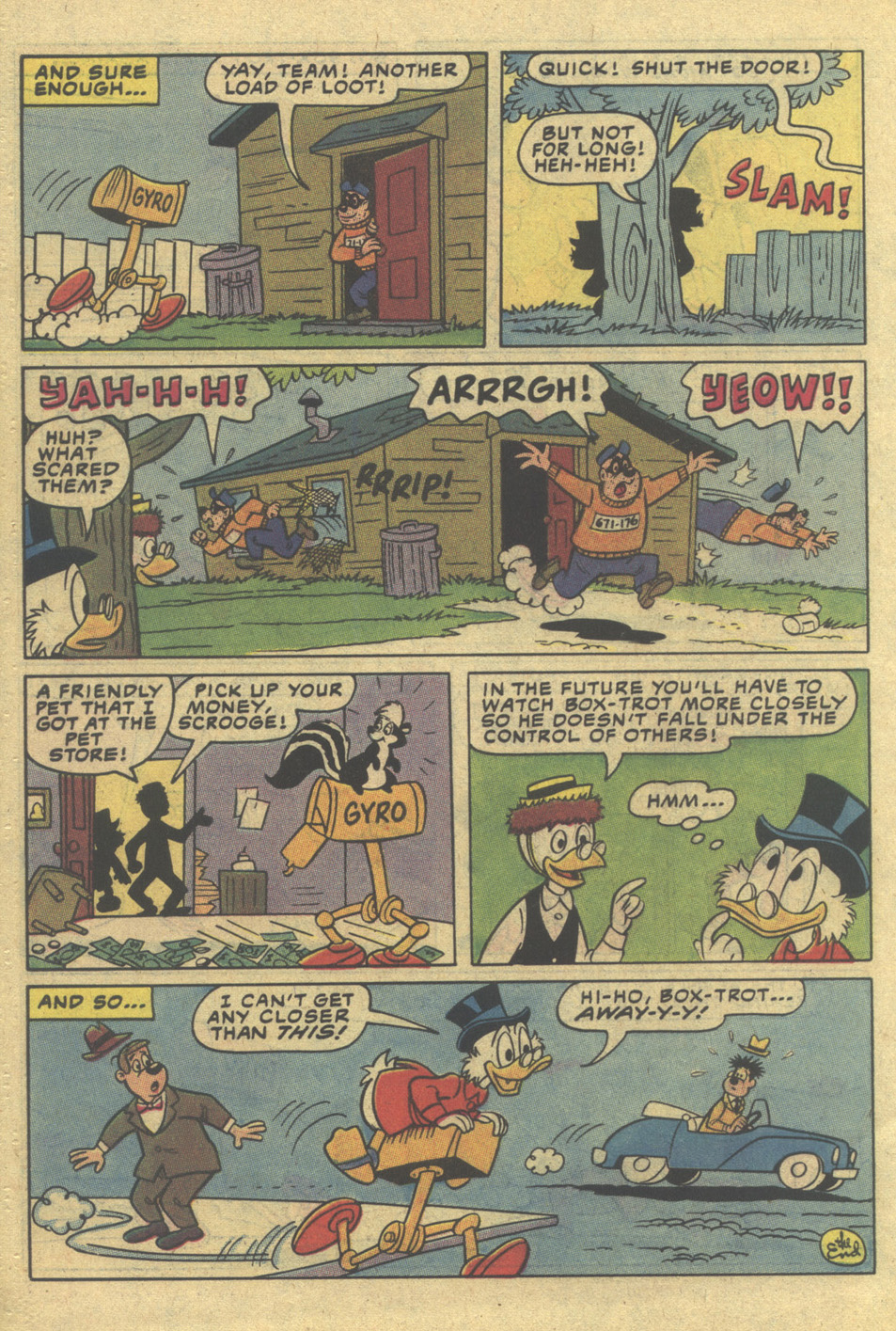 Uncle Scrooge (1953) Issue #197 #197 - English 34