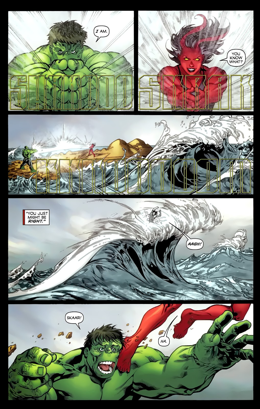Incredible Hulks (2010) Issue #613 #3 - English 25