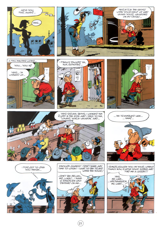 A Lucky Luke Adventure 30 Page 19