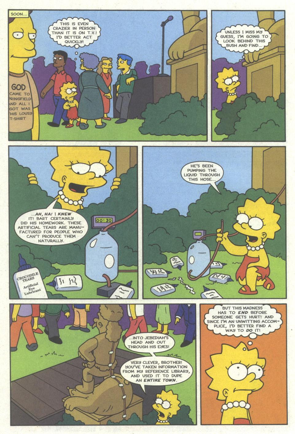 Read online Simpsons Comics comic -  Issue #19 - 17