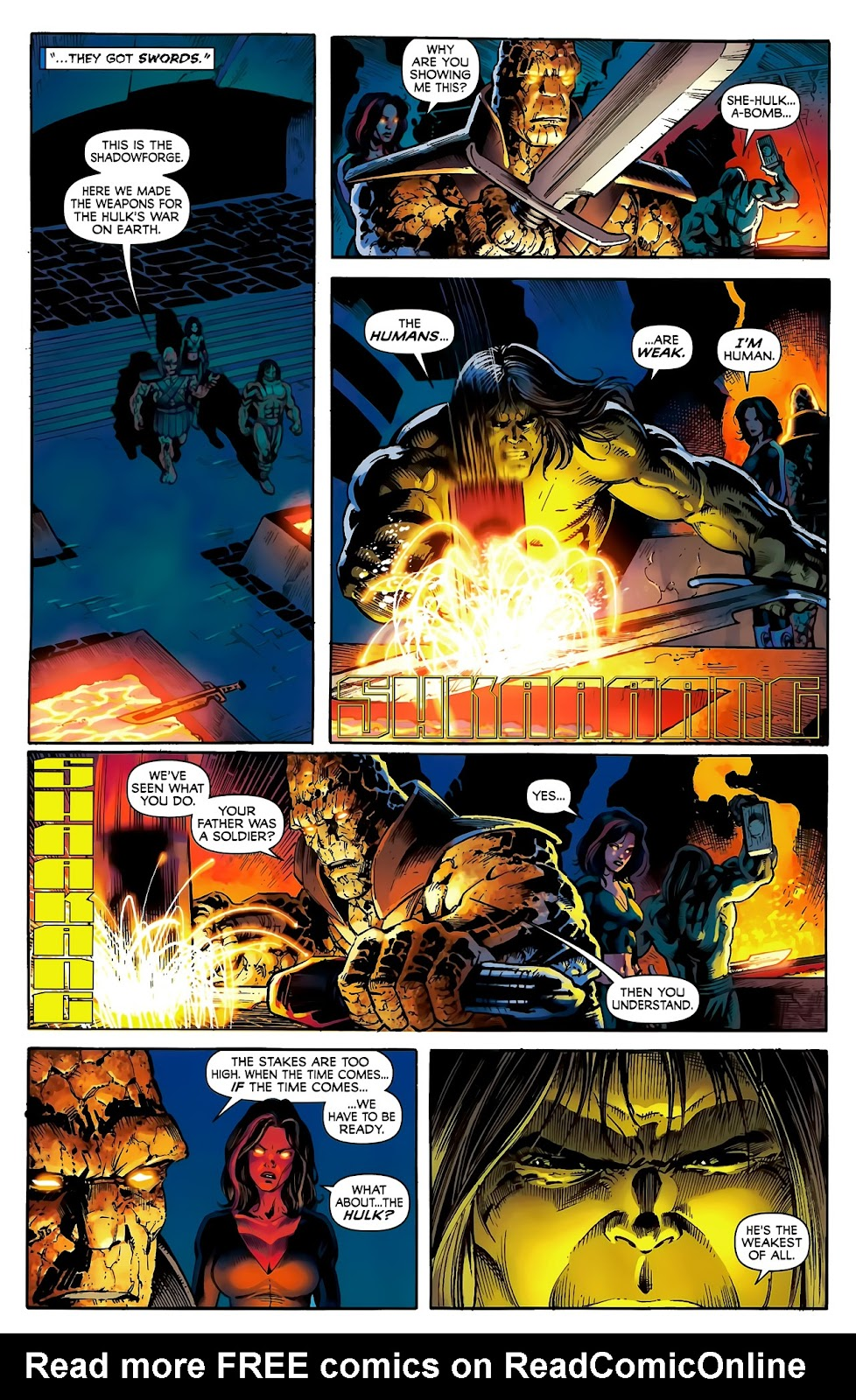 Incredible Hulks (2010) Issue #615 #5 - English 8