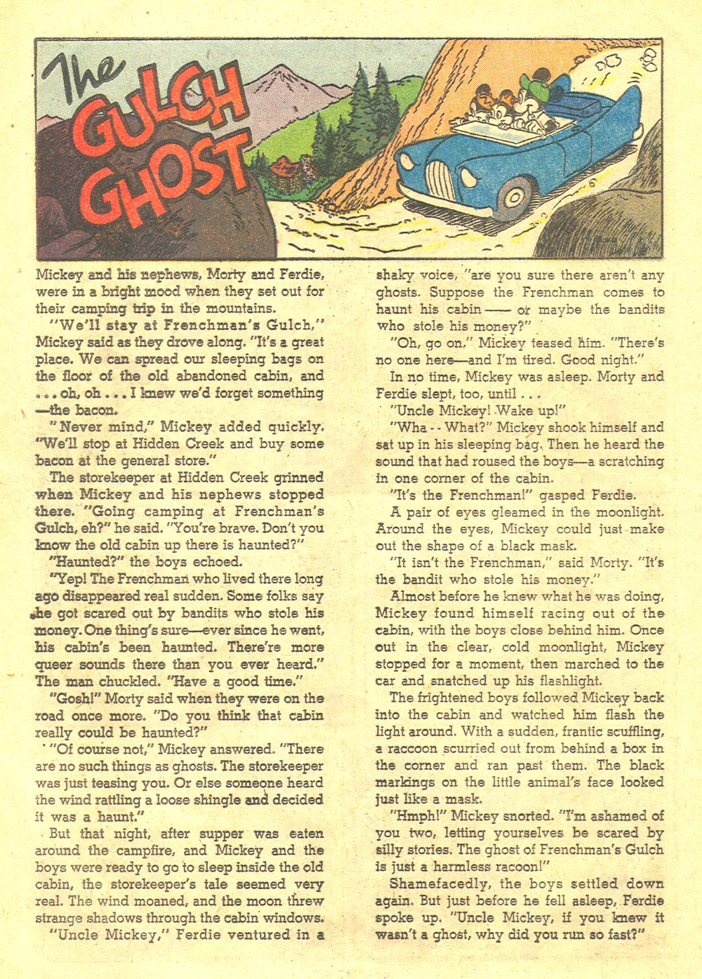 Uncle Scrooge (1953) Issue #30 #30 - English 24