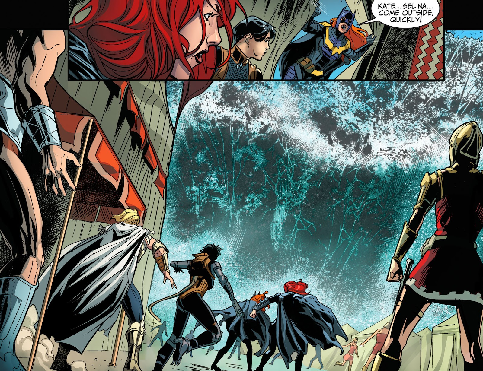 Injustice: Gods Among Us Year Four Issue #17 #18 - English 9