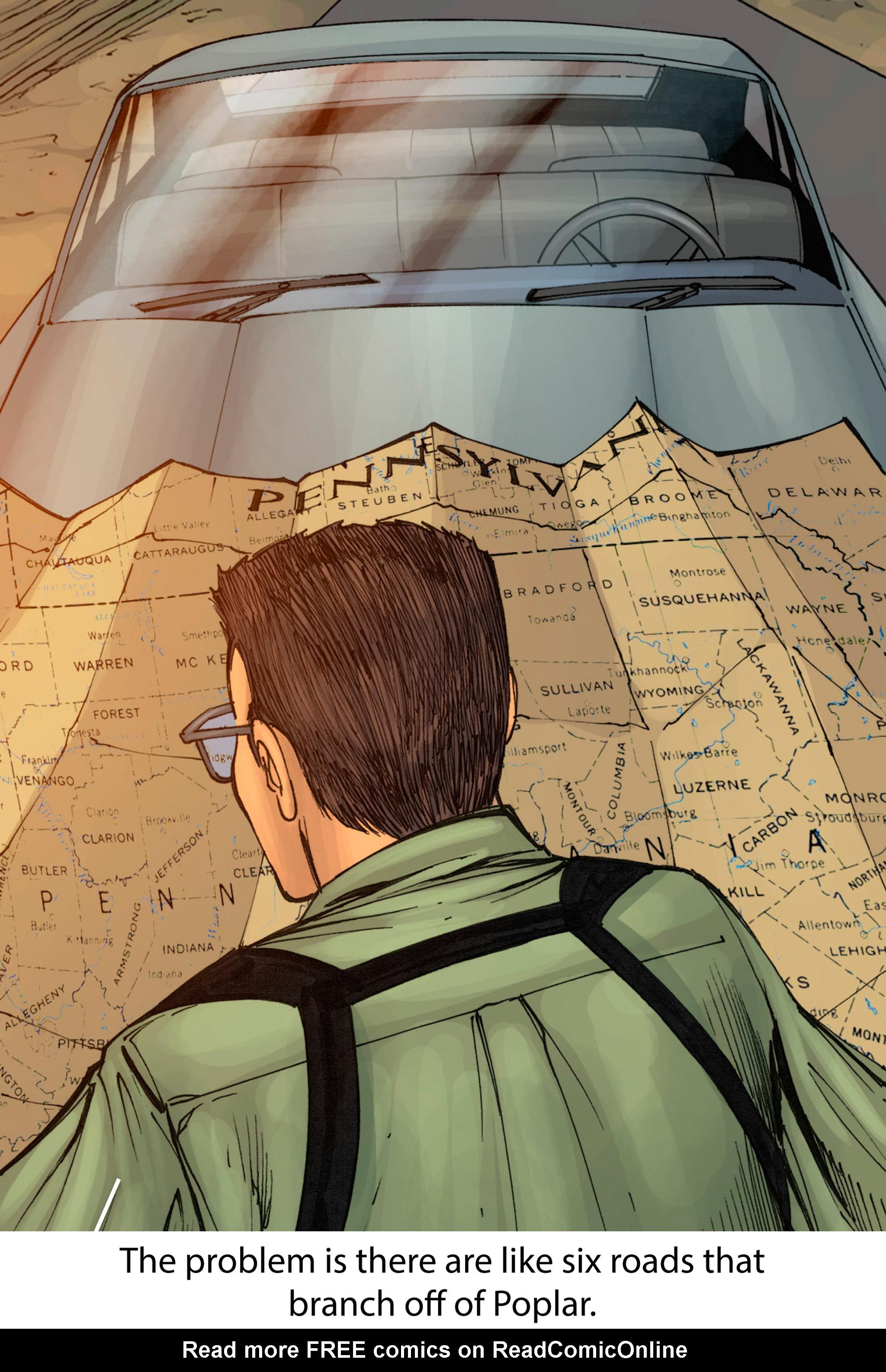 Read online Z-Men comic -  Issue #1 - 141