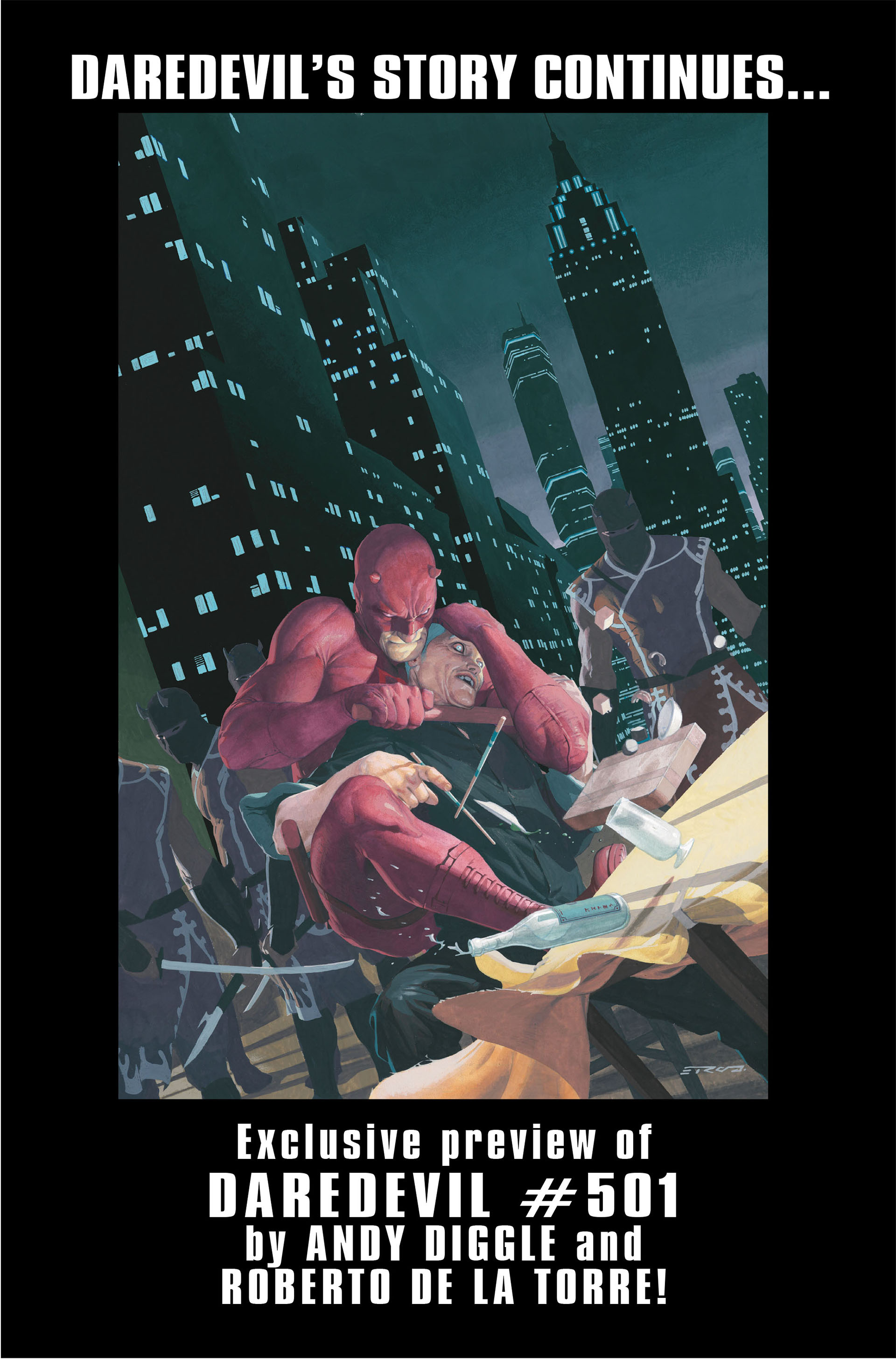 Read online Dark Reign: The List - Daredevil comic -  Issue # Full - 27