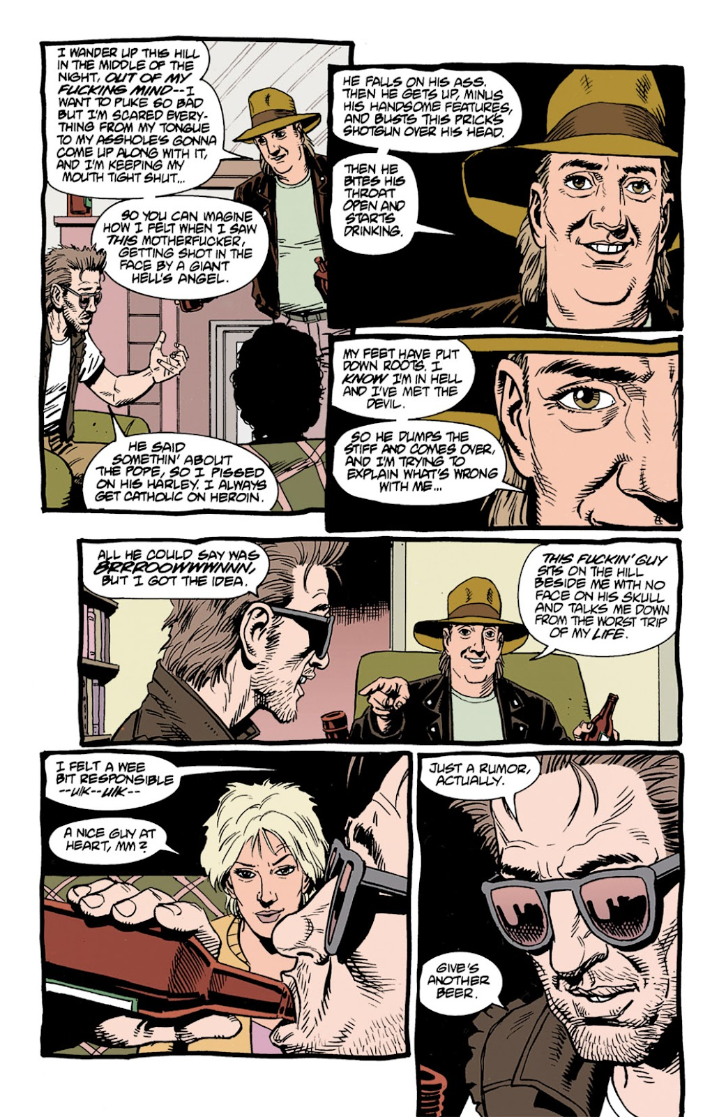 Preacher Issue #6 #15 - English 16