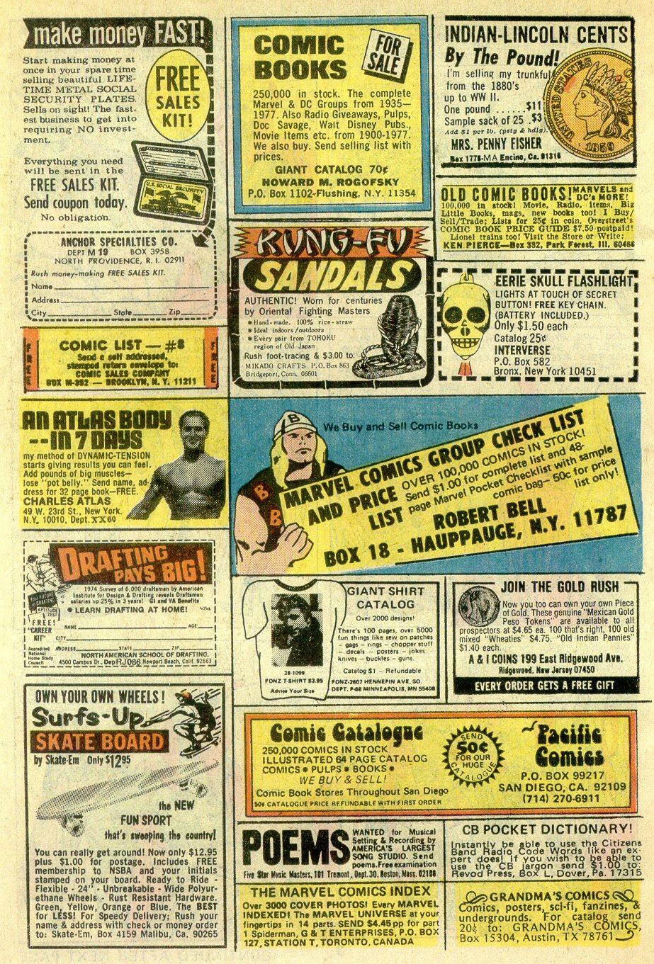 Strange Tales (1951) Issue #188 #190 - English 6