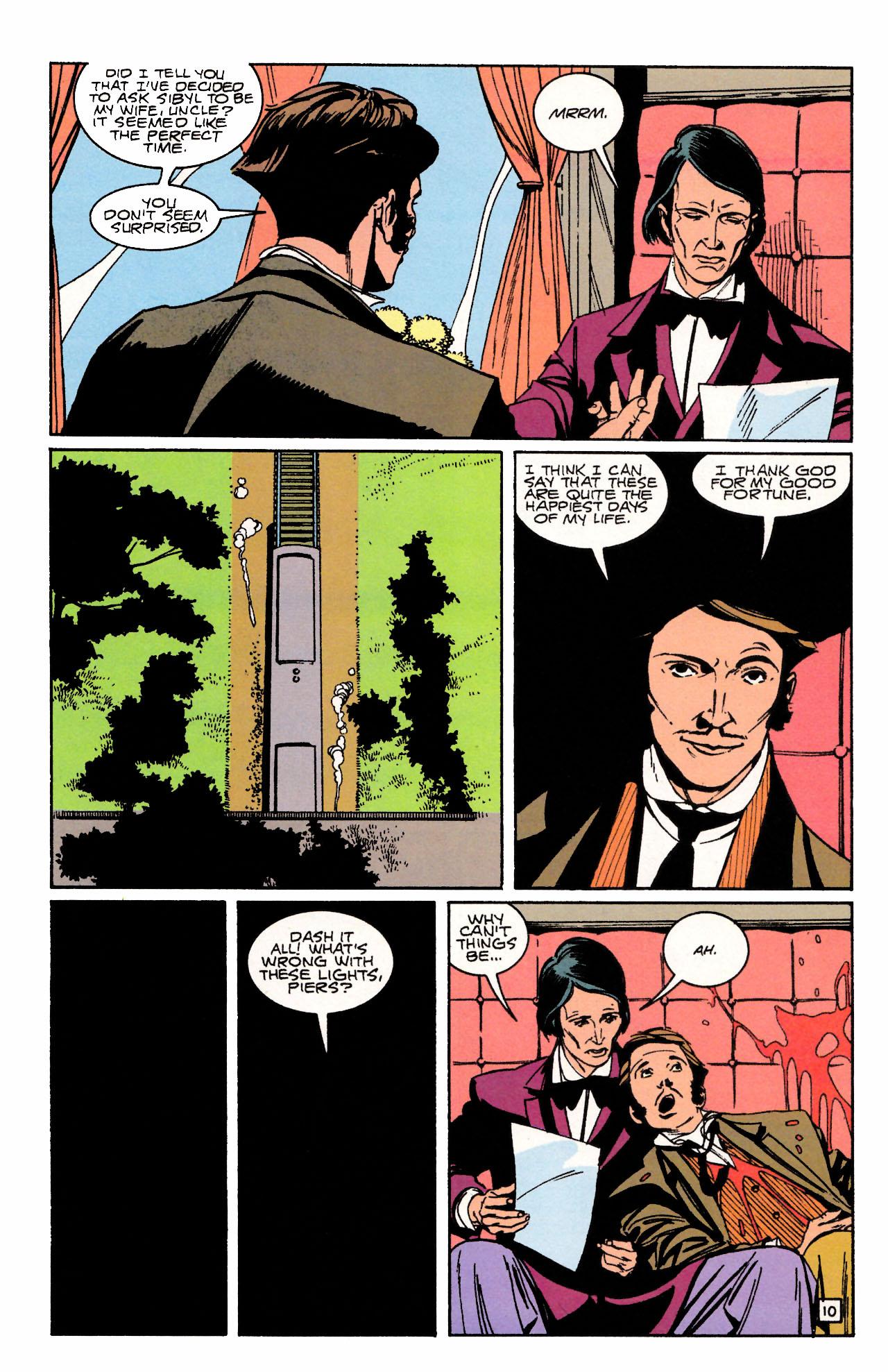 Read online Sebastian O comic -  Issue #3 - 14