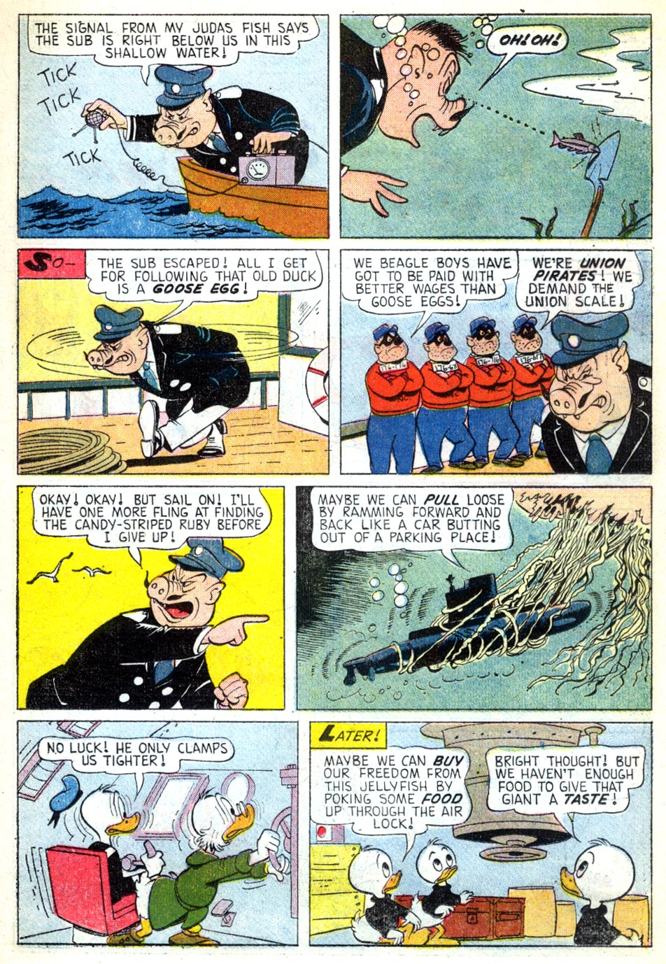 Uncle Scrooge (1953) Issue #41 #41 - English 15