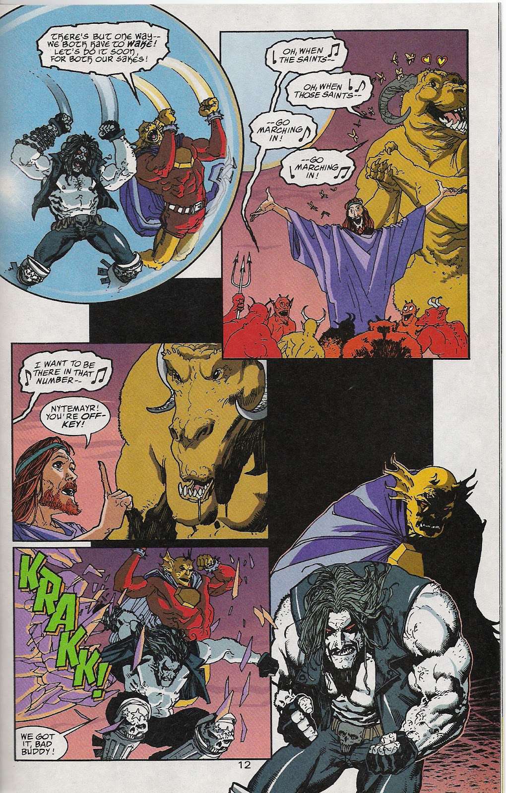 Lobo (1993) Issue #64 #69 - English 13