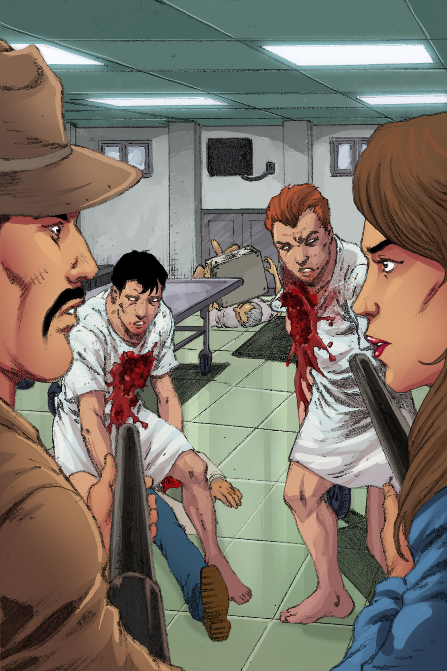 Read online Honor comic -  Issue #3 - 54